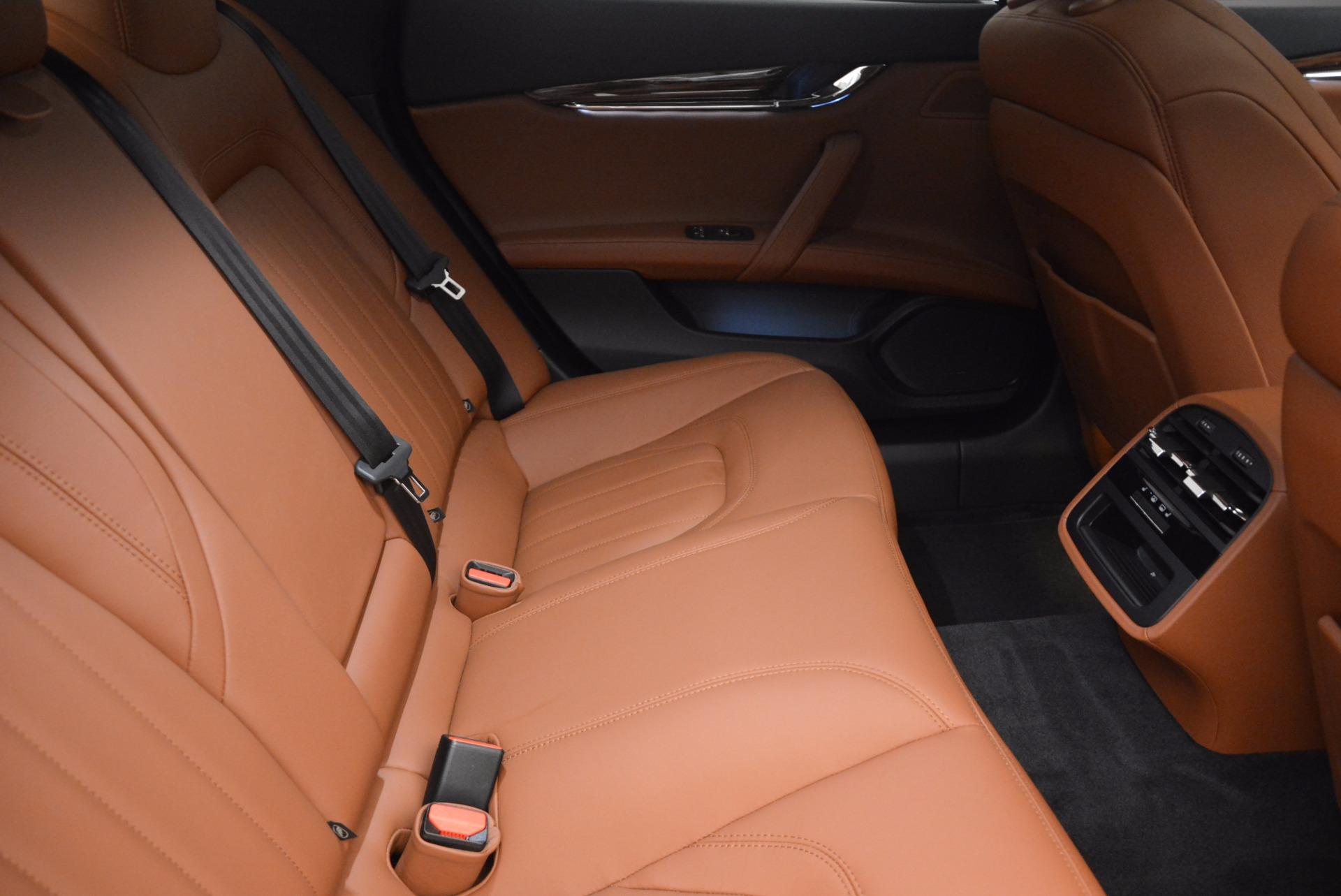 New 2017 Maserati Quattroporte S Q4 GranLusso For Sale In Westport, CT 728_p23