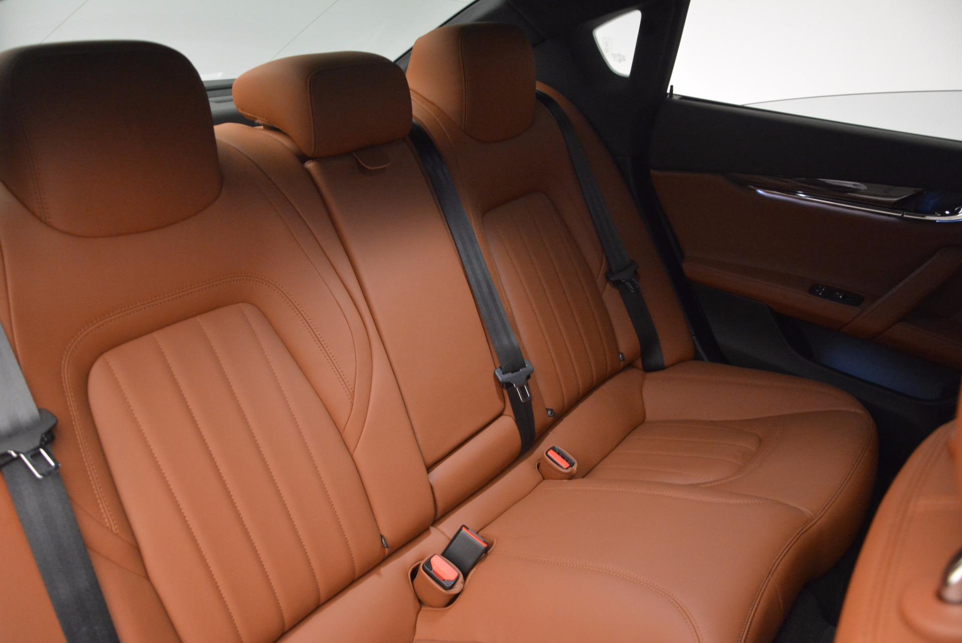 New 2017 Maserati Quattroporte S Q4 GranLusso For Sale In Westport, CT 728_p24
