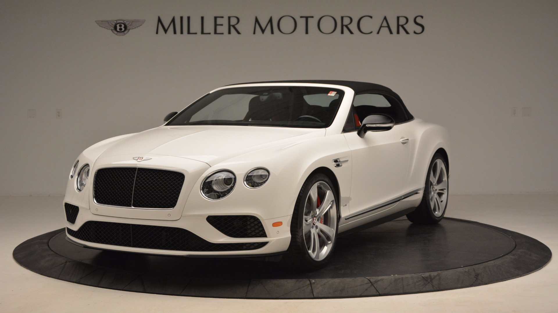 New 2017 Bentley Continental GT V8 S For Sale In Westport, CT 730_p14