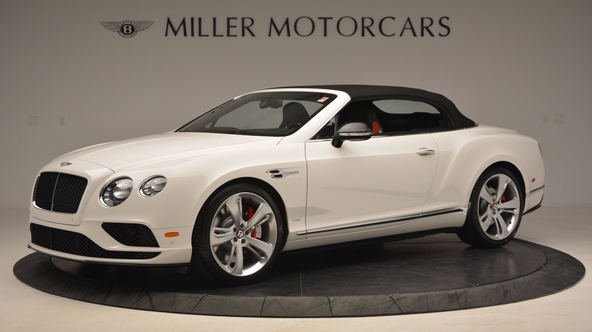 New 2017 Bentley Continental GT V8 S For Sale In Westport, CT 730_p15