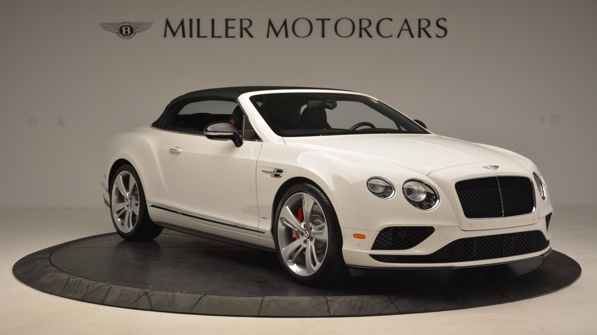 New 2017 Bentley Continental GT V8 S For Sale In Westport, CT 730_p25