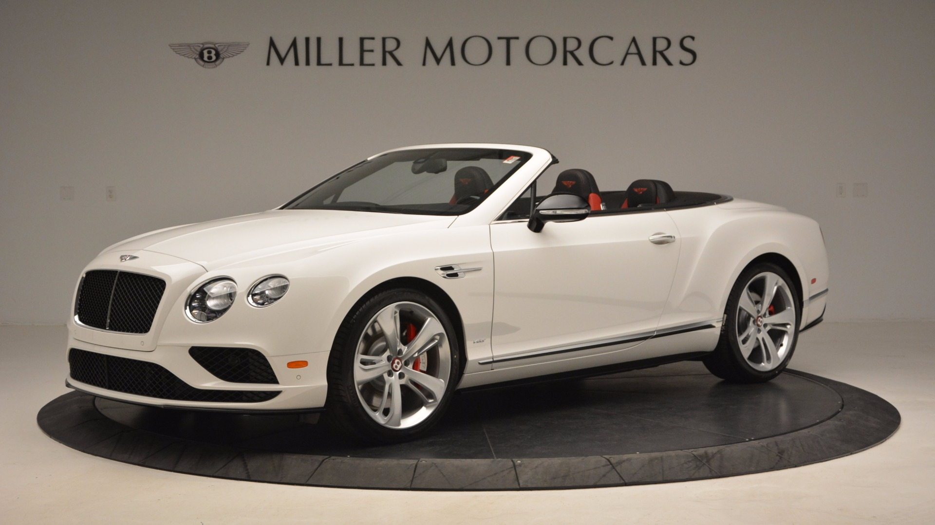 New 2017 Bentley Continental GT V8 S For Sale In Westport, CT 730_p2