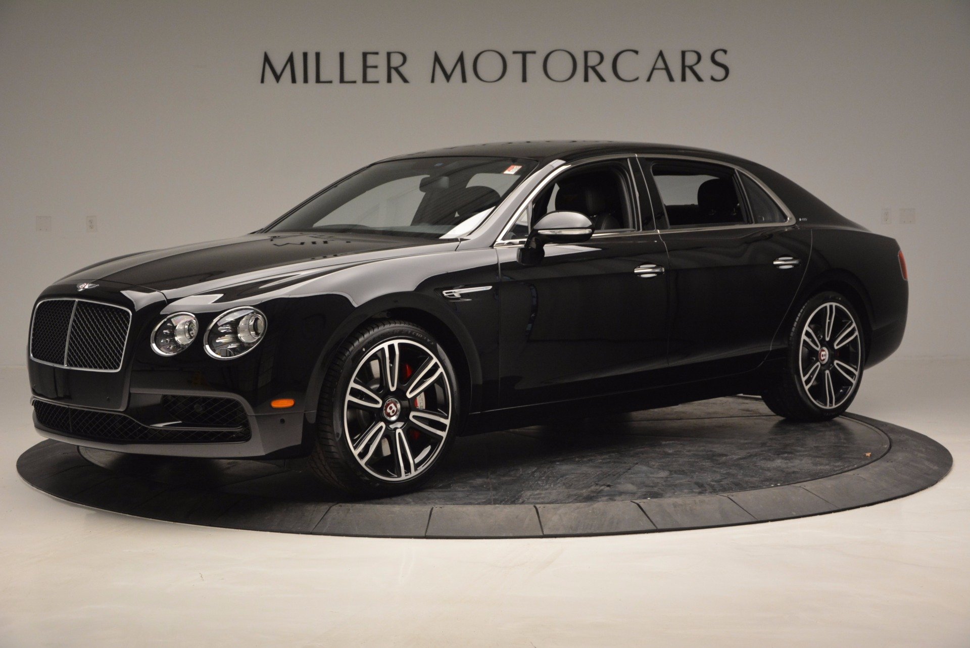 Used 2017 Bentley Flying Spur V8 S For Sale In Westport, CT 732_p2