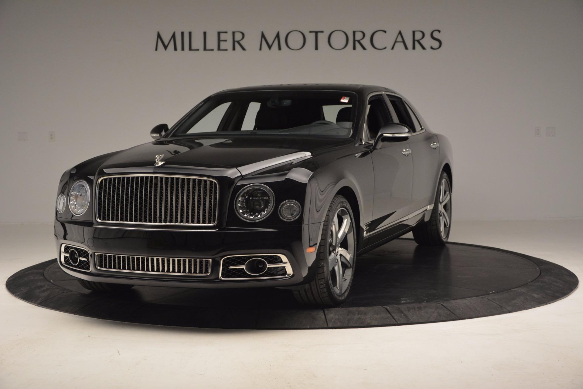 Used 2017 Bentley Mulsanne Speed For Sale In Westport, CT 733_main