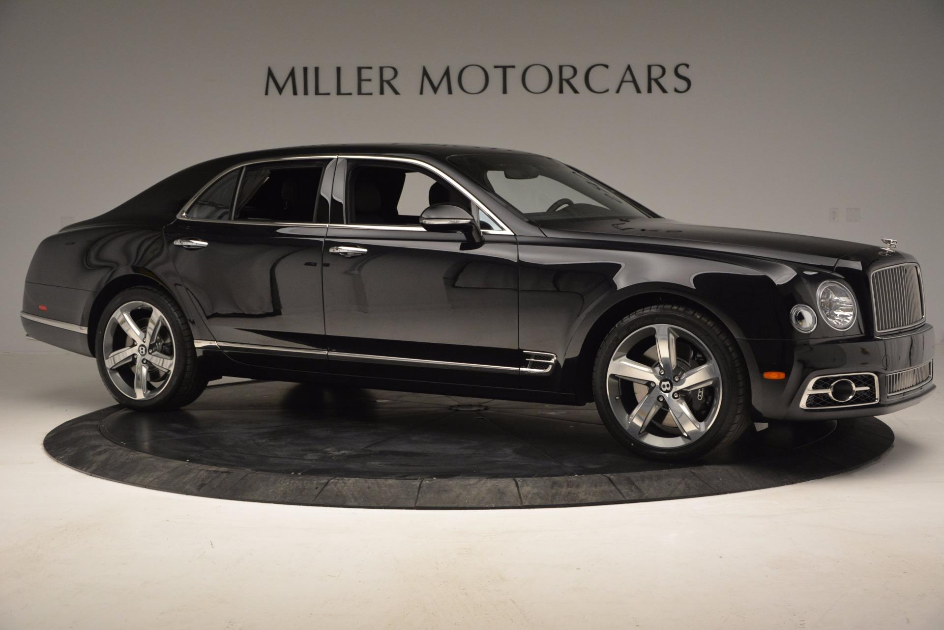 Used 2017 Bentley Mulsanne Speed For Sale In Westport, CT 733_p10