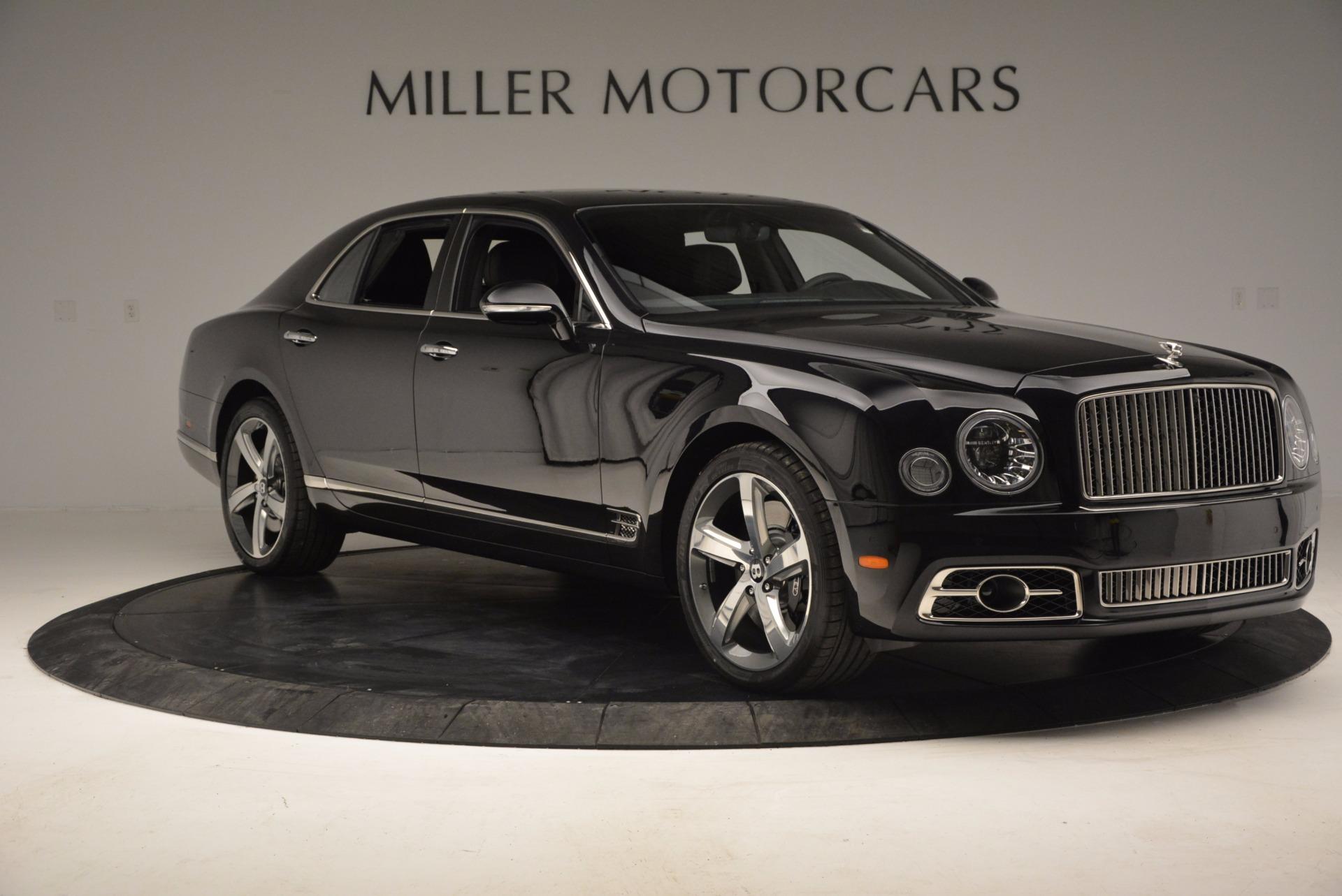 Used 2017 Bentley Mulsanne Speed For Sale In Westport, CT 733_p11