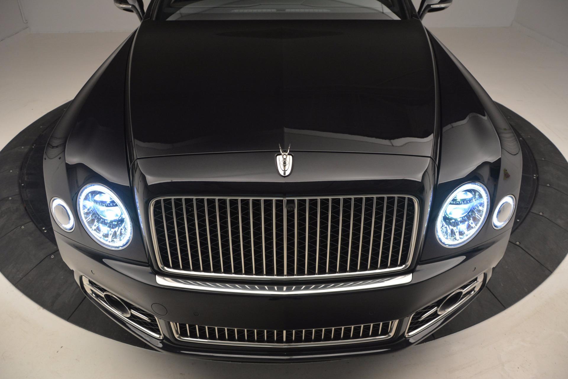 Used 2017 Bentley Mulsanne Speed For Sale In Westport, CT 733_p14