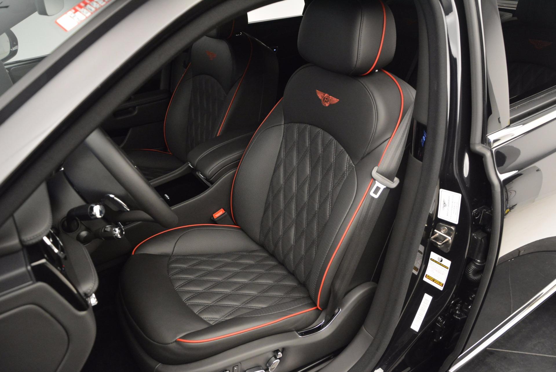 Used 2017 Bentley Mulsanne Speed For Sale In Westport, CT 733_p20