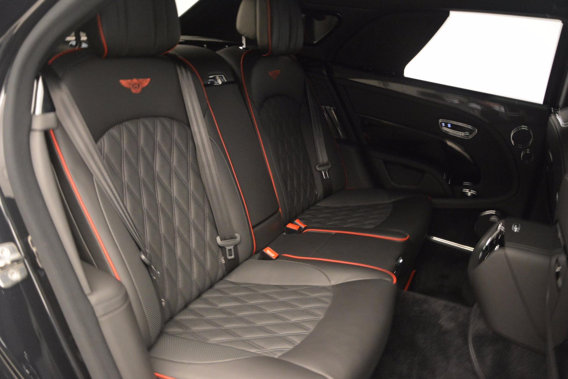 Used 2017 Bentley Mulsanne Speed For Sale In Westport, CT 733_p24