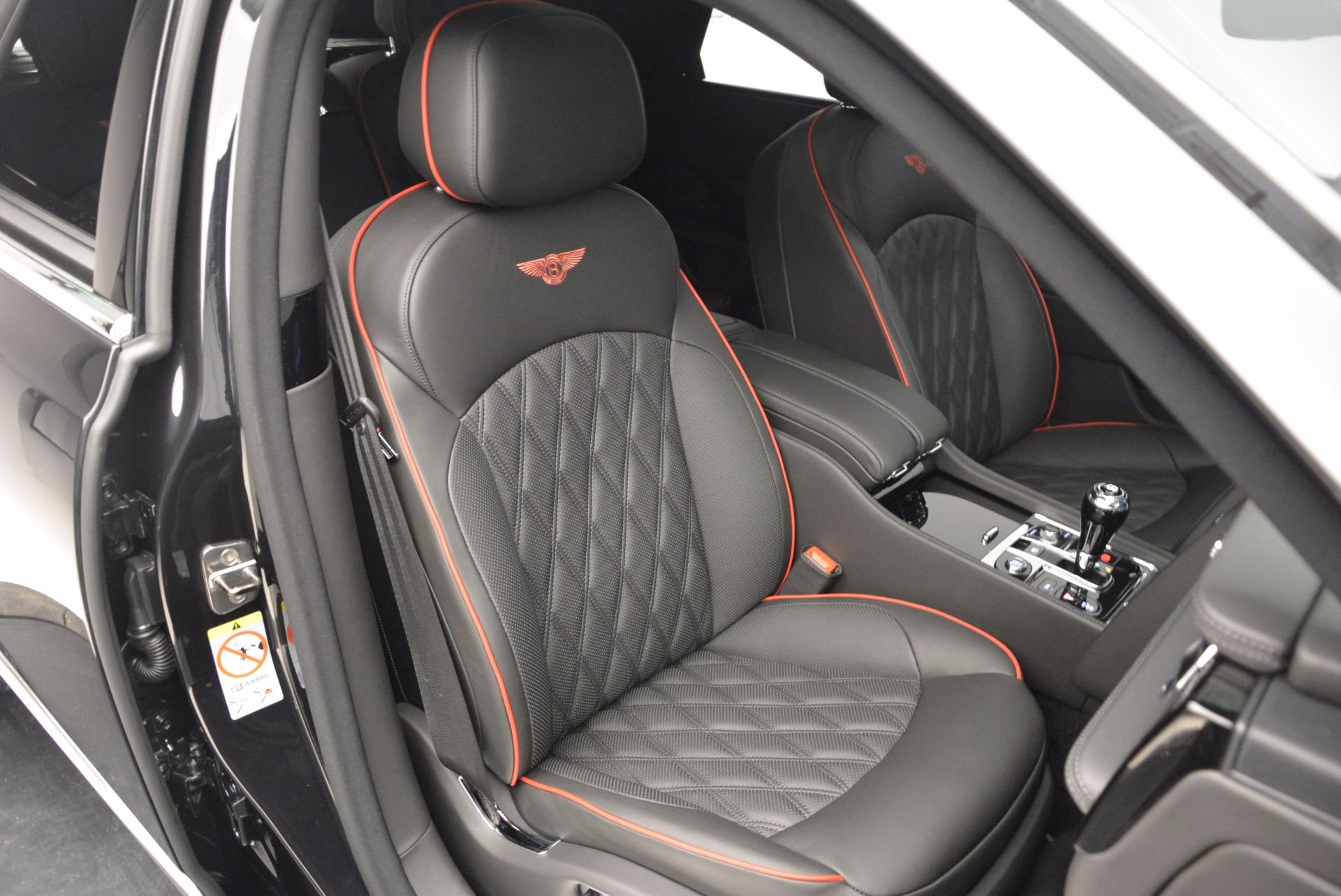 Used 2017 Bentley Mulsanne Speed For Sale In Westport, CT 733_p25