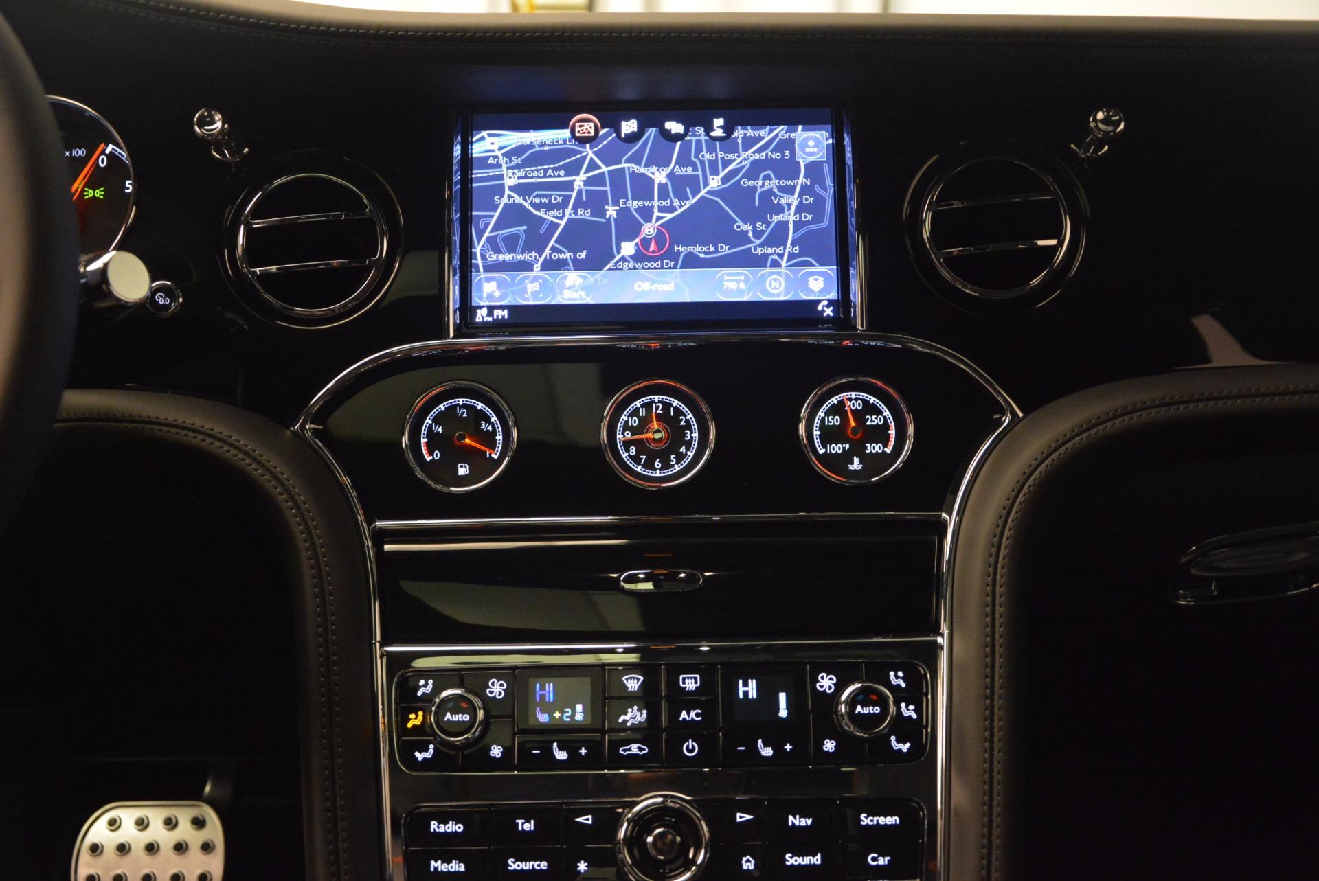 Used 2017 Bentley Mulsanne Speed For Sale In Westport, CT 733_p28