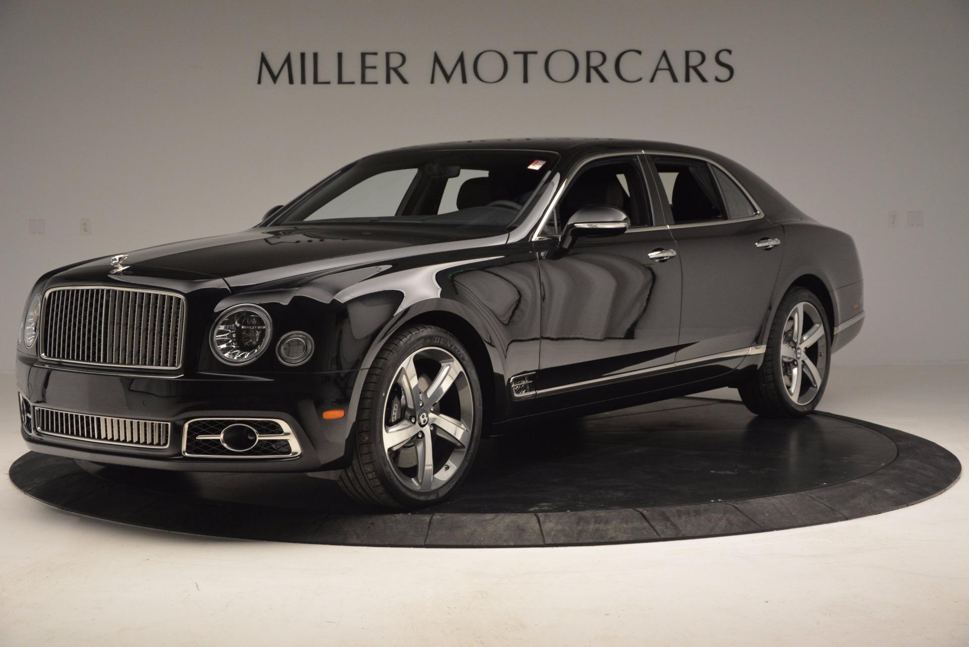 Used 2017 Bentley Mulsanne Speed For Sale In Westport, CT 733_p2
