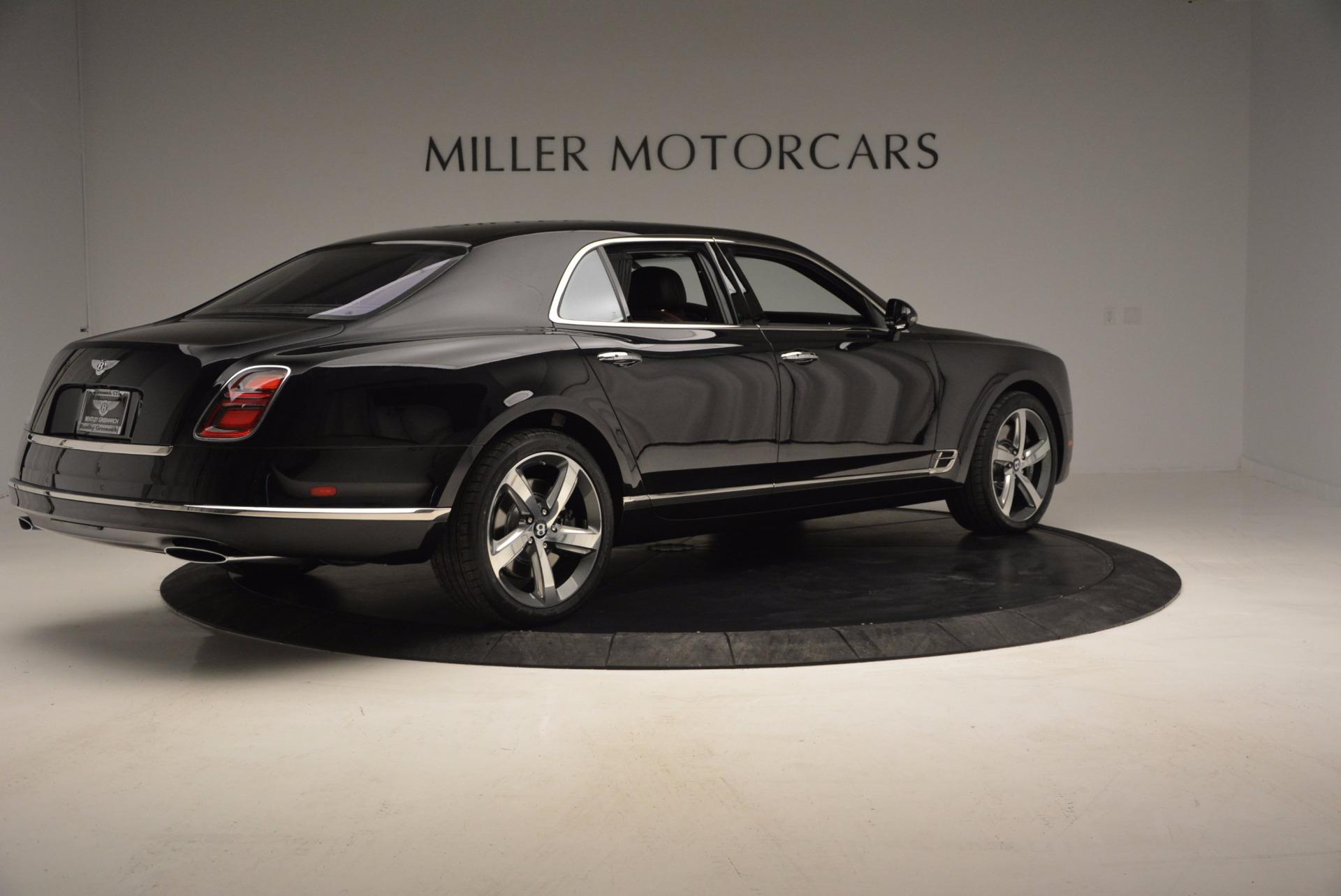 Used 2017 Bentley Mulsanne Speed For Sale In Westport, CT 733_p8