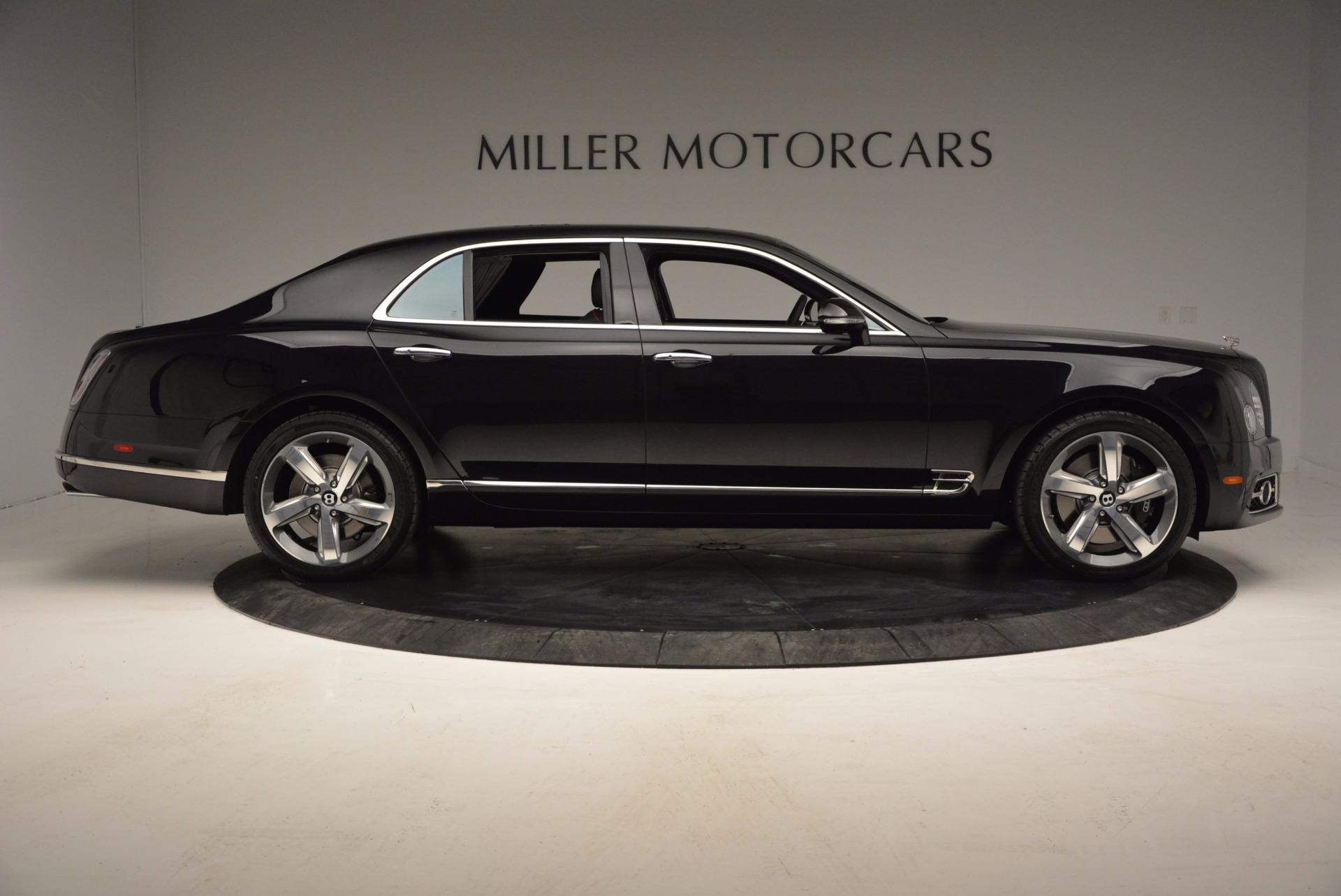 Used 2017 Bentley Mulsanne Speed For Sale In Westport, CT 733_p9