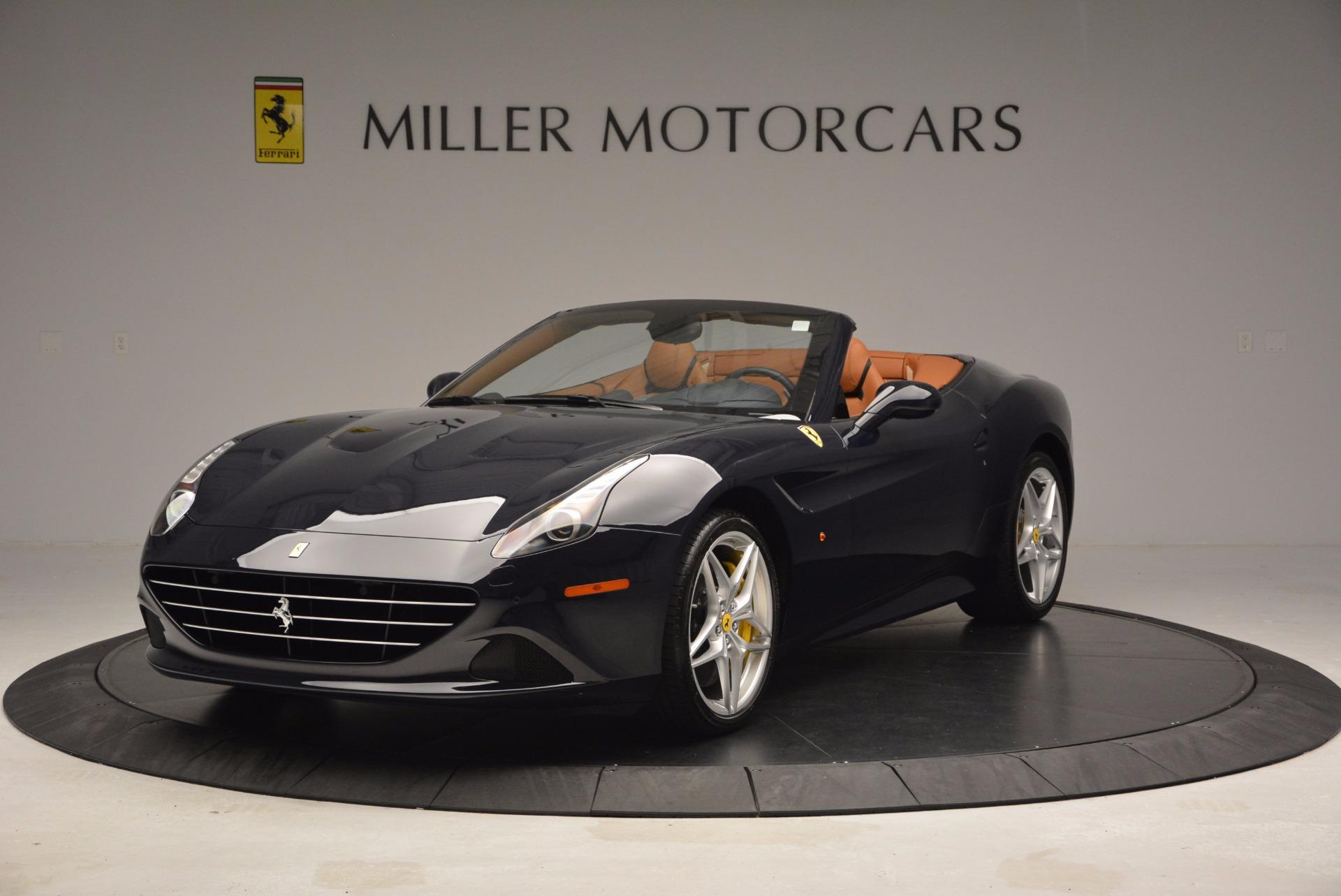 Used 2015 Ferrari California T  For Sale In Westport, CT 737_main