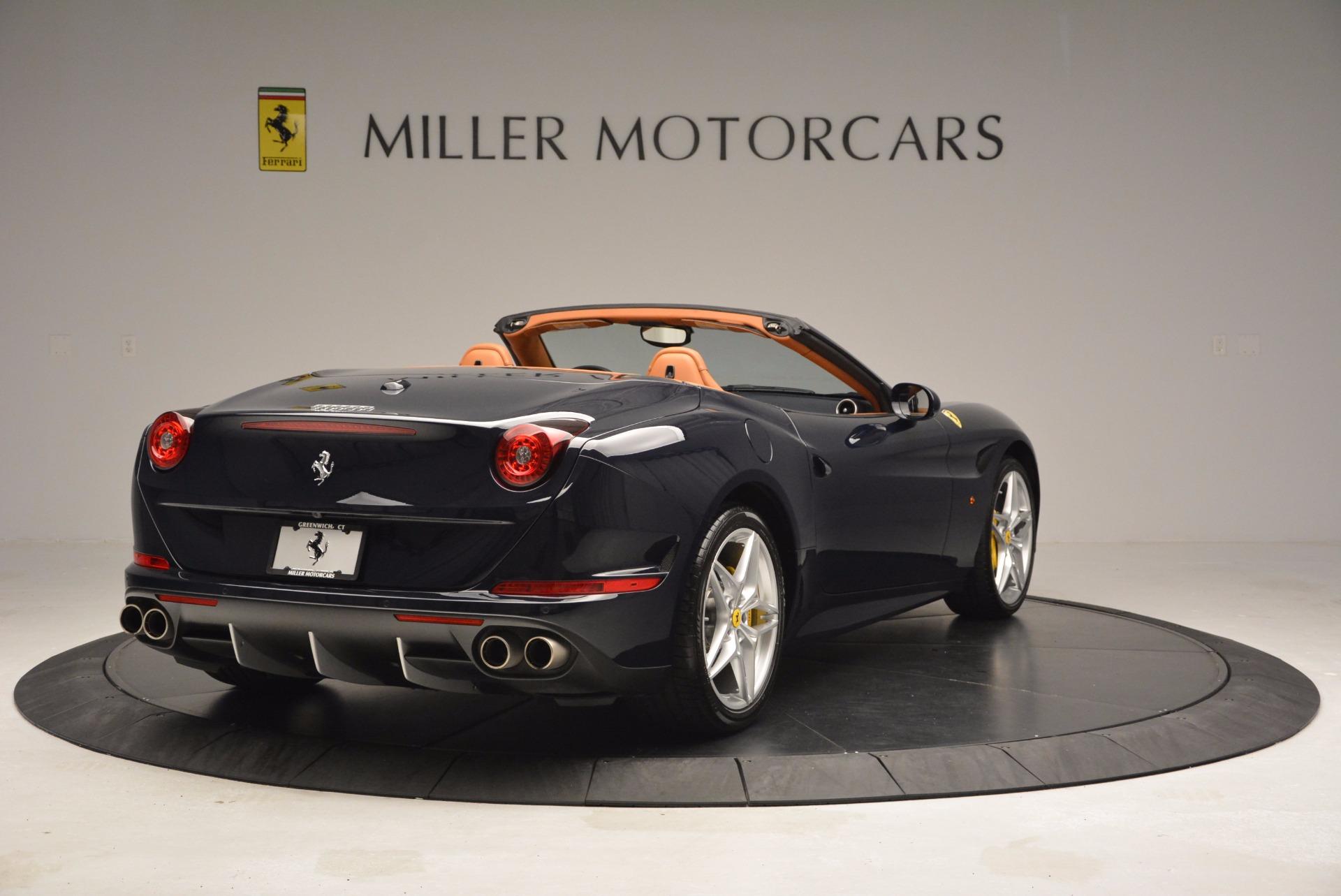 Used 2015 Ferrari California T  For Sale In Westport, CT 737_p7