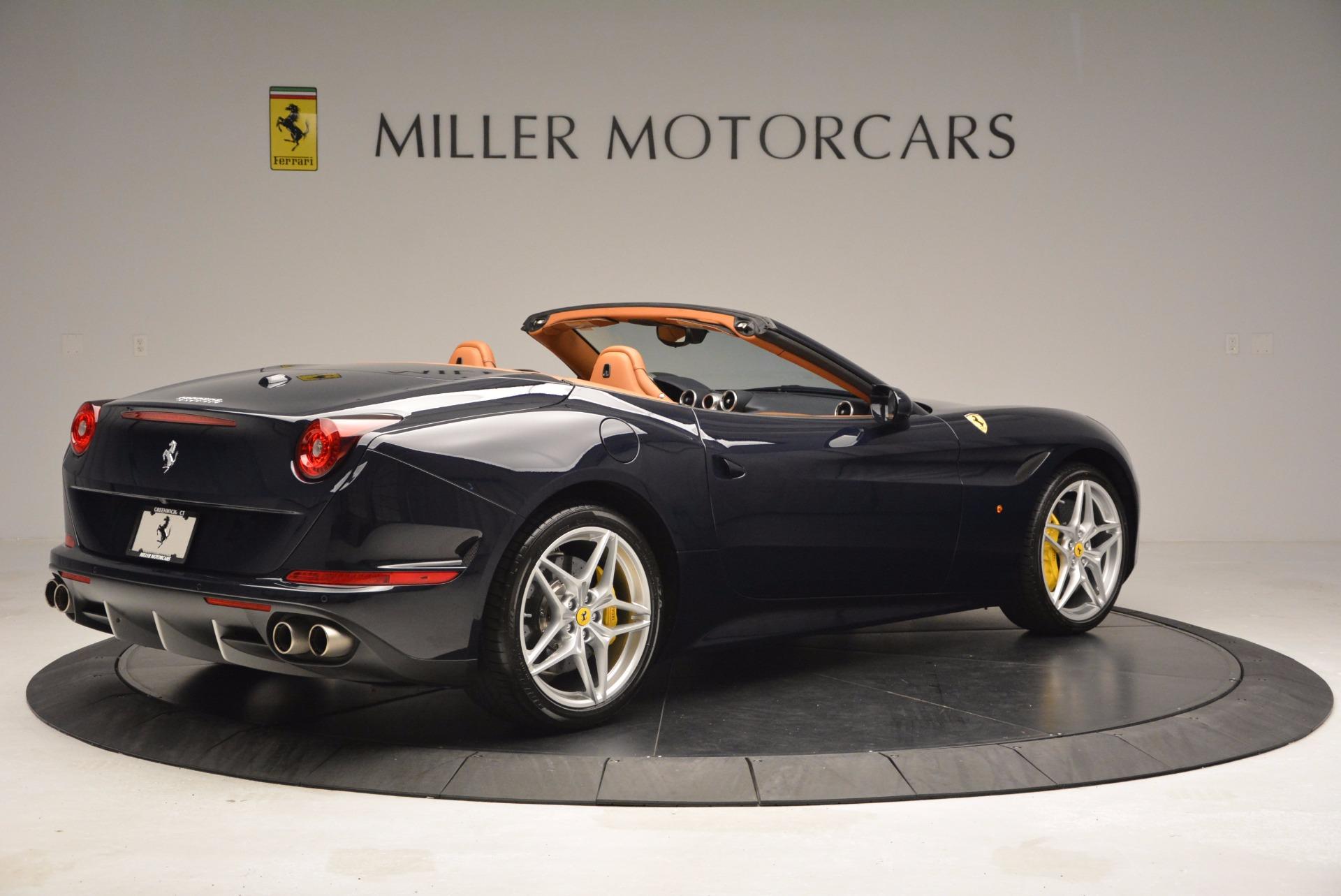 Used 2015 Ferrari California T  For Sale In Westport, CT 737_p8