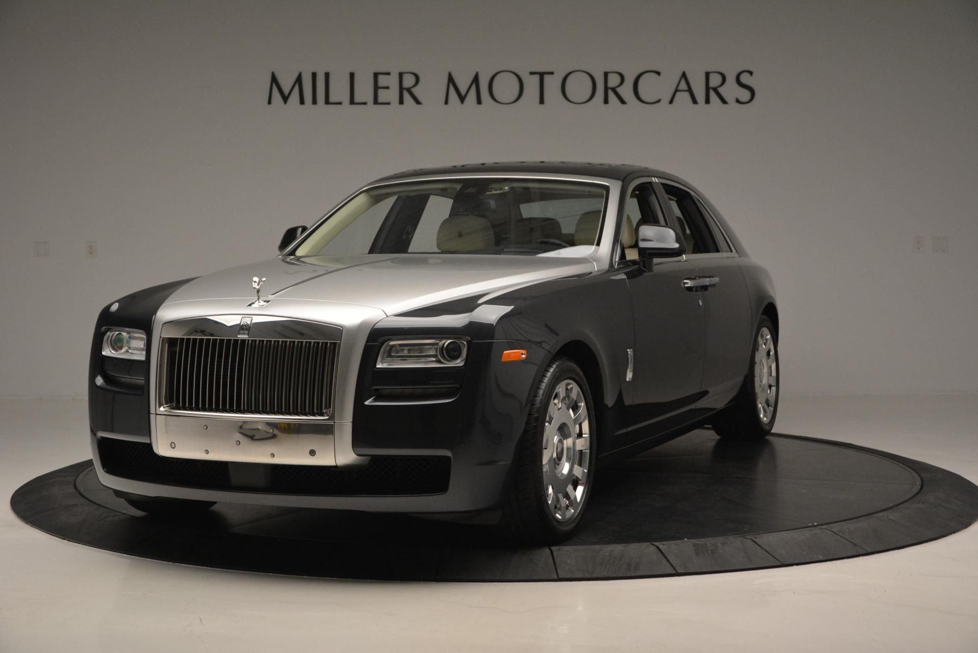 Used 2013 Rolls-Royce Ghost  For Sale In Westport, CT 739_main
