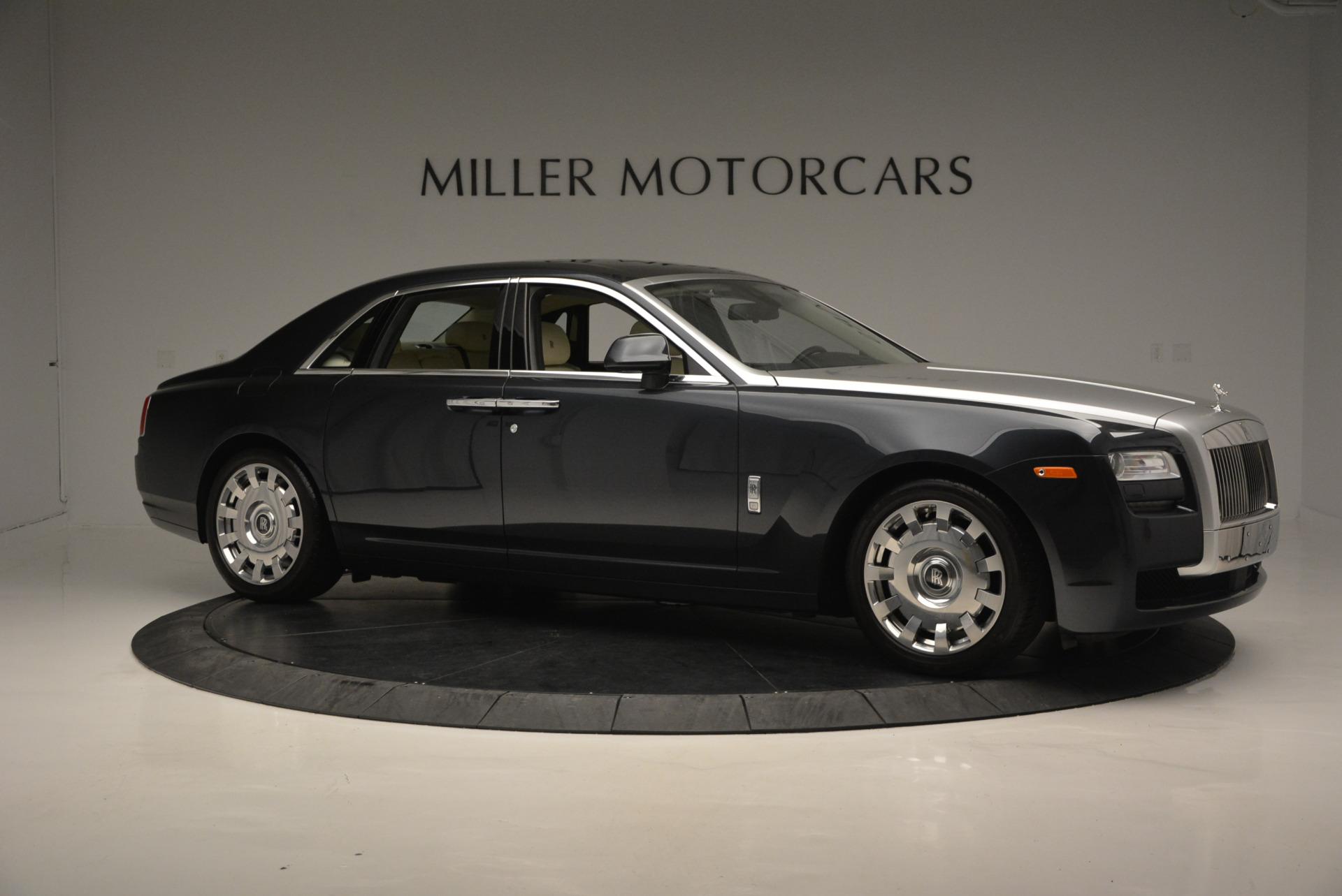 Used 2013 Rolls-Royce Ghost  For Sale In Westport, CT 739_p11