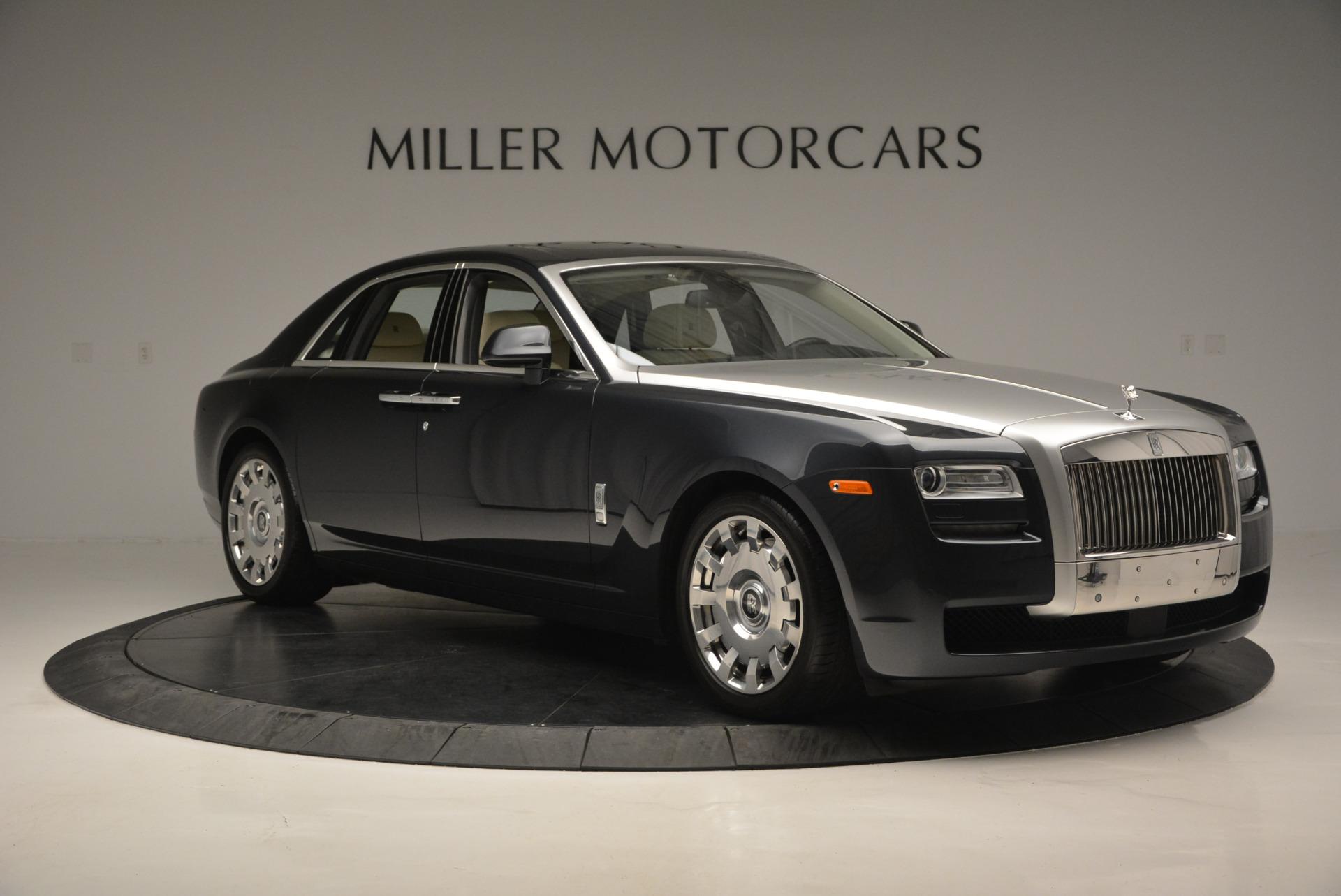 Used 2013 Rolls-Royce Ghost  For Sale In Westport, CT 739_p12