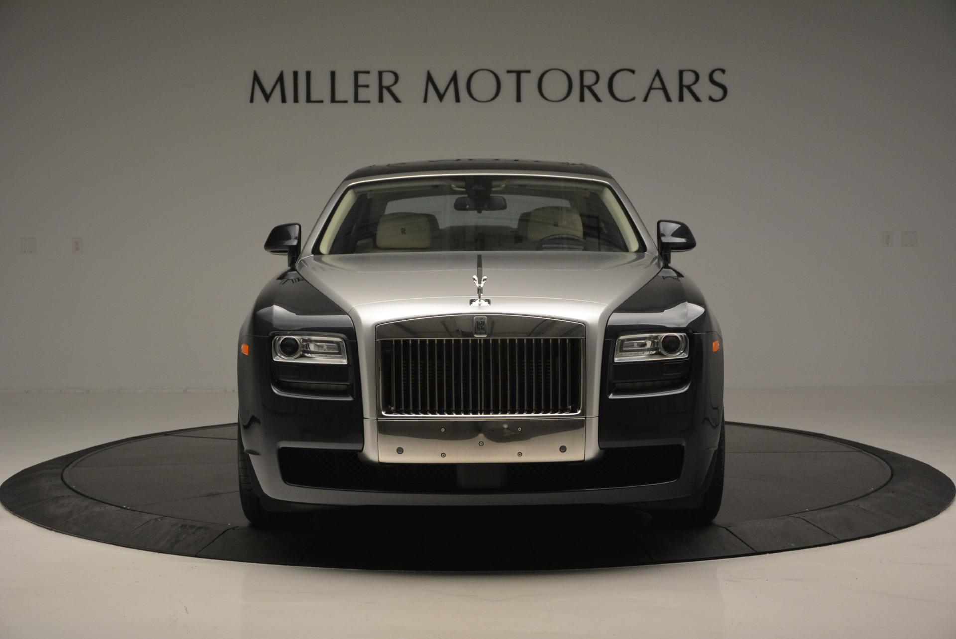 Used 2013 Rolls-Royce Ghost  For Sale In Westport, CT 739_p13