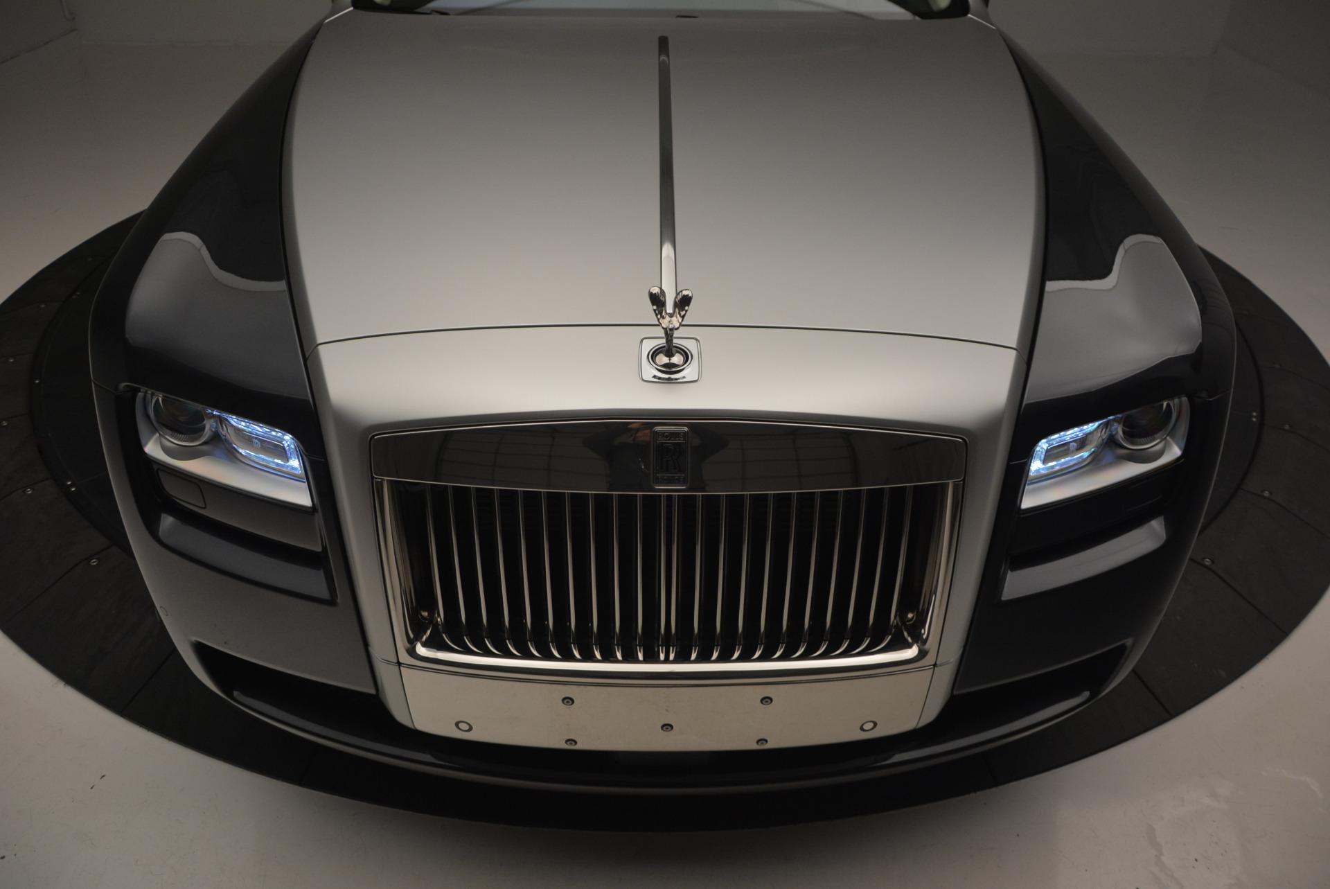 Used 2013 Rolls-Royce Ghost  For Sale In Westport, CT 739_p15