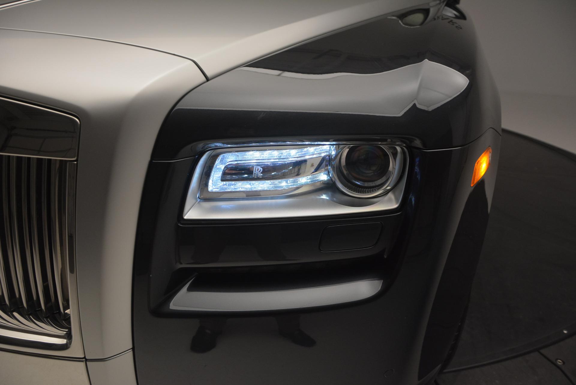Used 2013 Rolls-Royce Ghost  For Sale In Westport, CT 739_p16