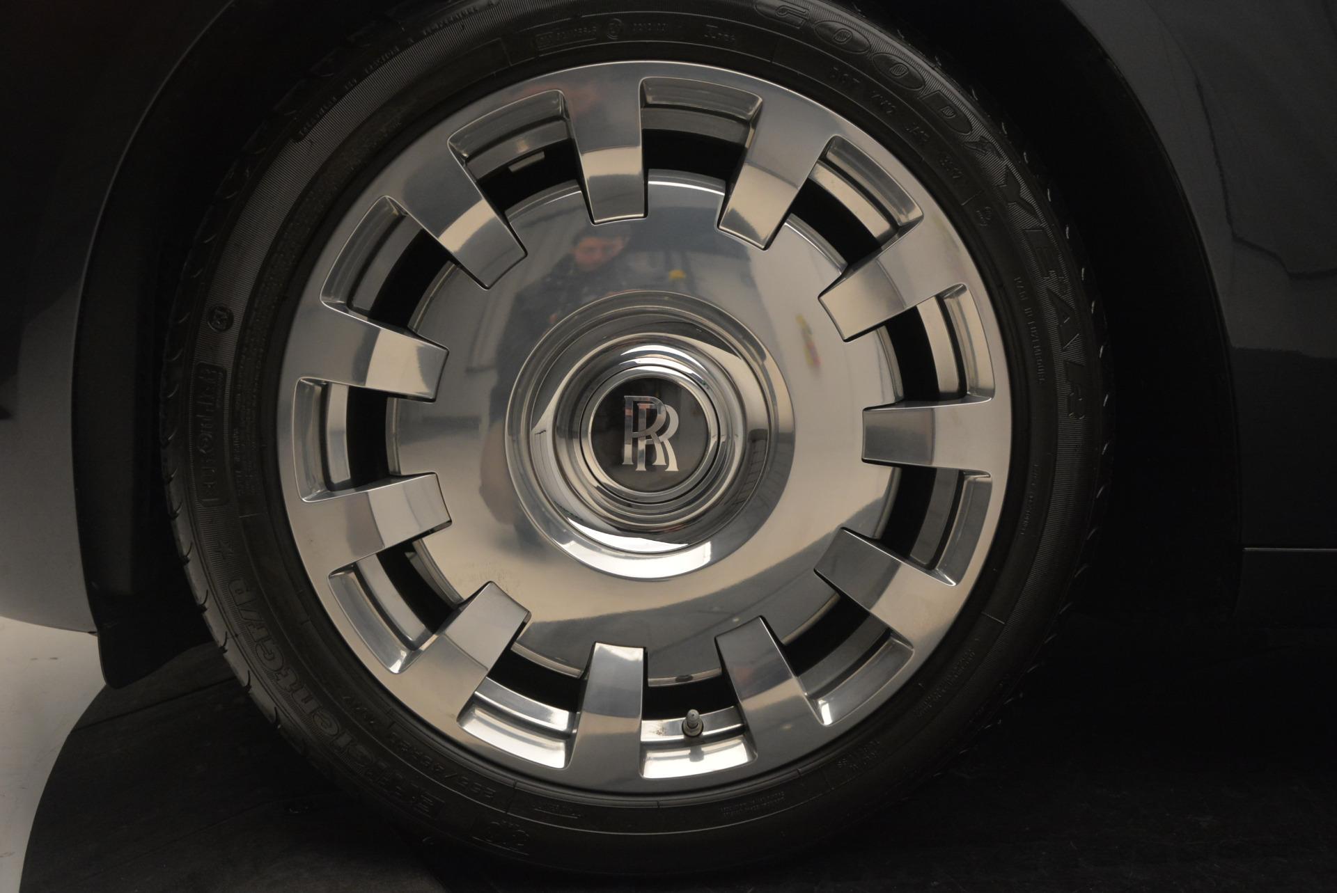 Used 2013 Rolls-Royce Ghost  For Sale In Westport, CT 739_p19