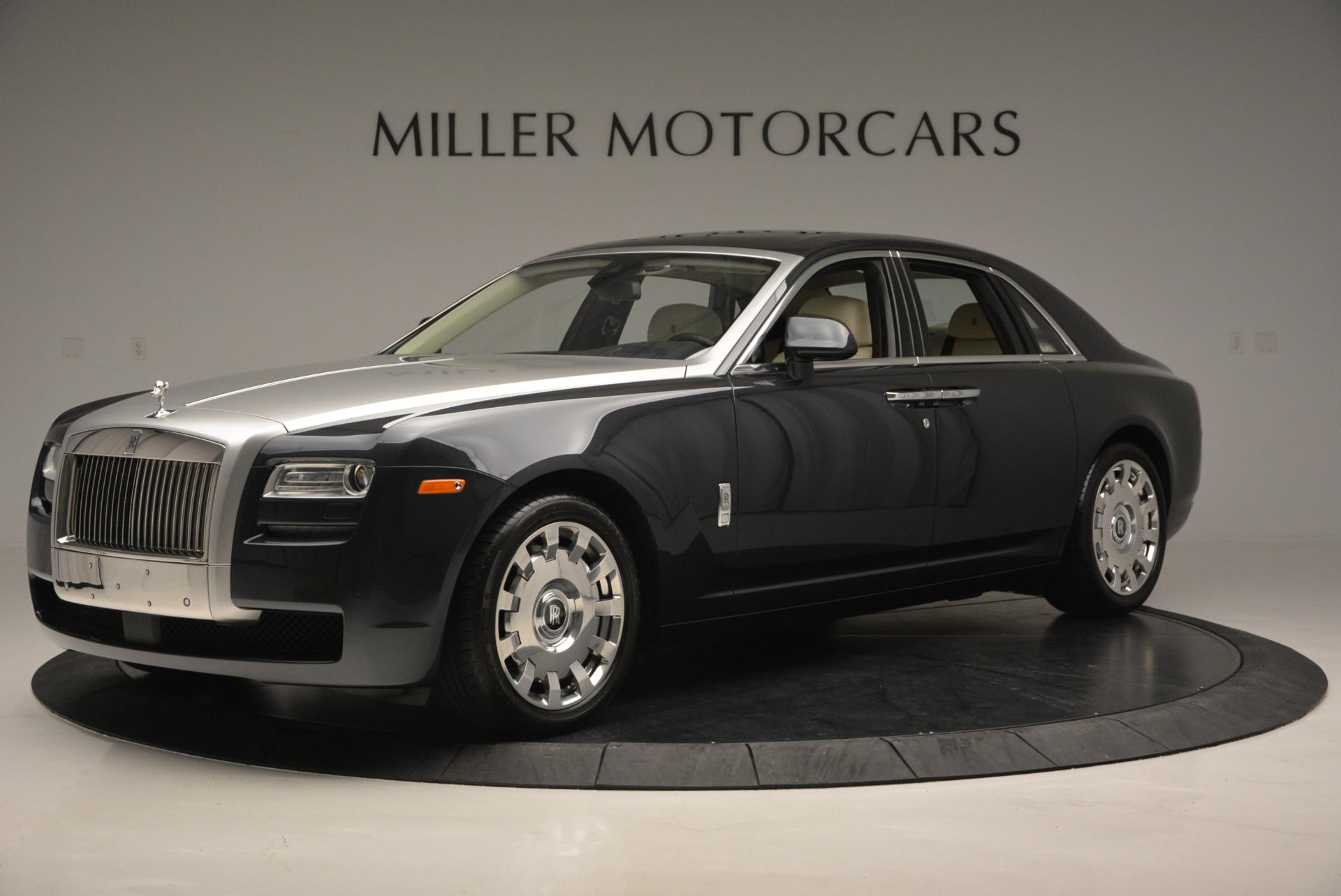 Used 2013 Rolls-Royce Ghost  For Sale In Westport, CT 739_p2