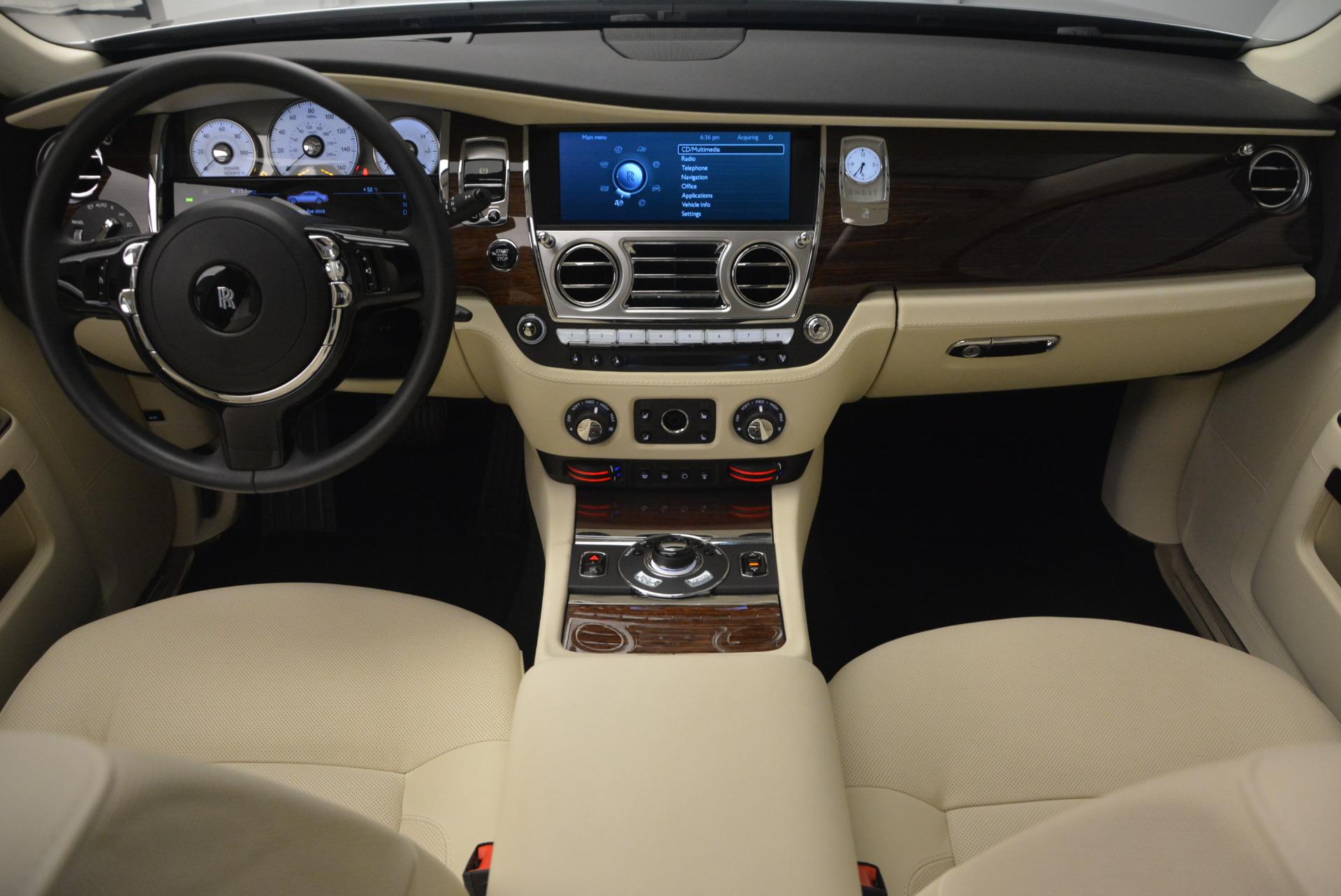 Used 2013 Rolls-Royce Ghost  For Sale In Westport, CT 739_p33