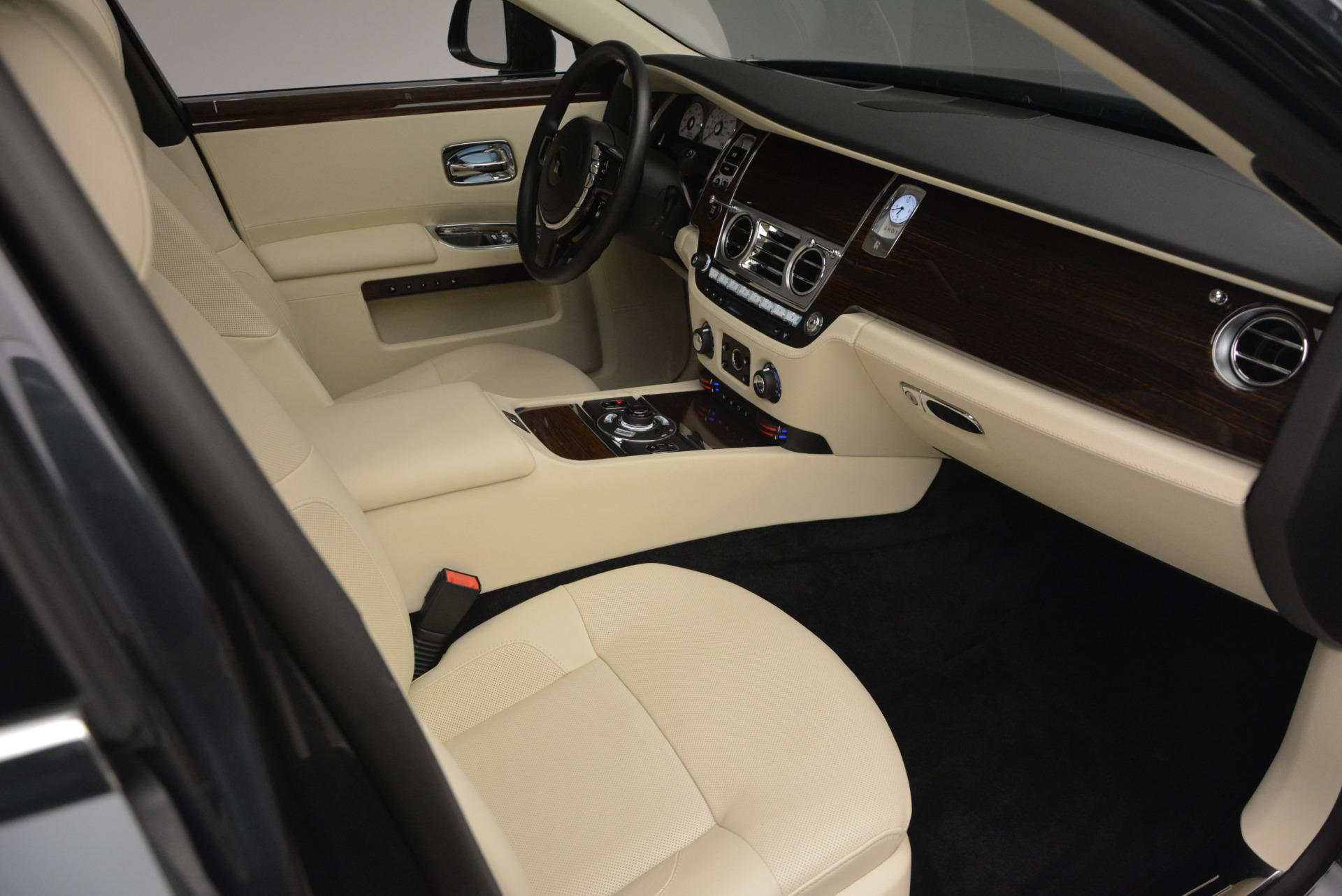 Used 2013 Rolls-Royce Ghost  For Sale In Westport, CT 739_p46