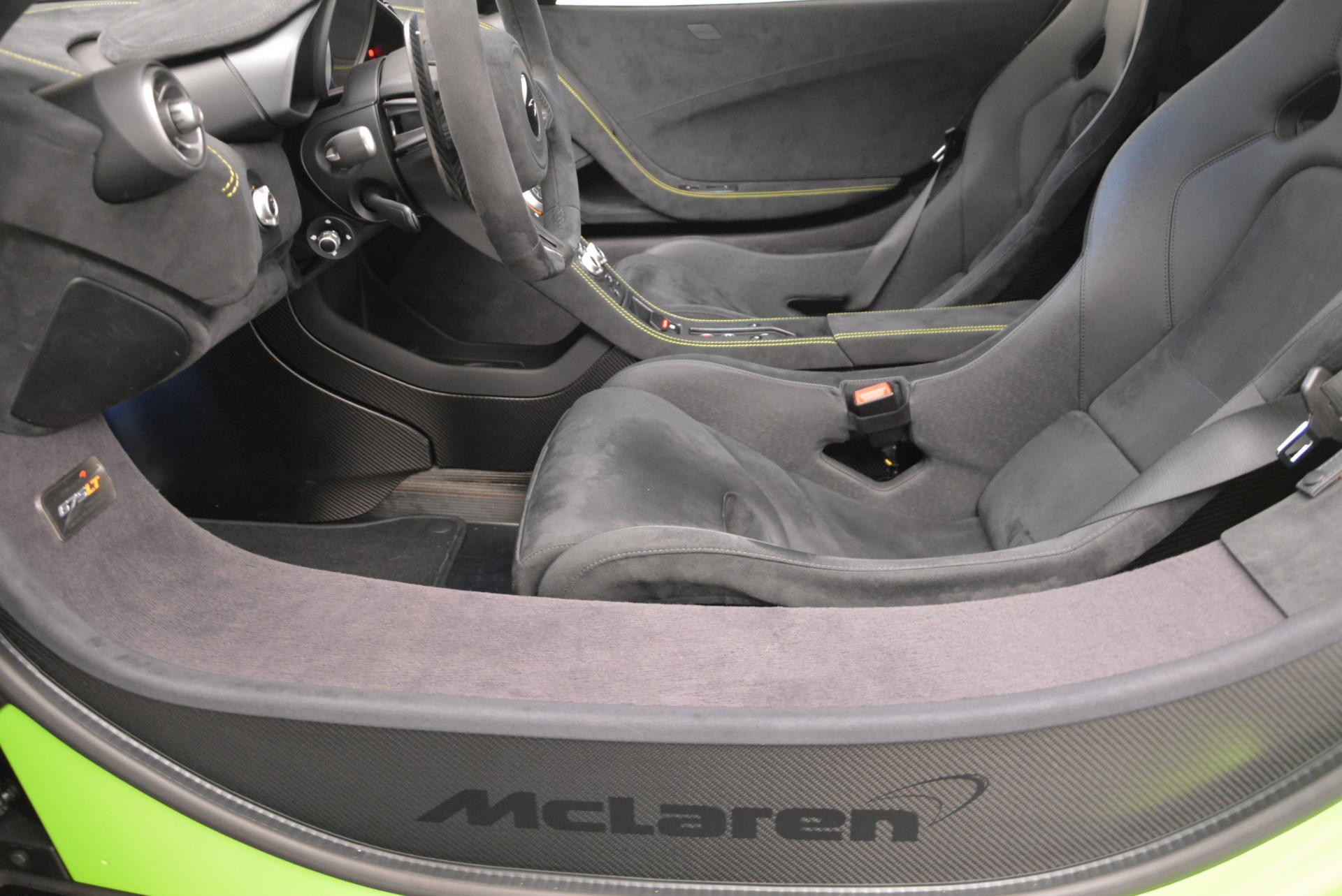 Used 2016 McLaren 675LT  For Sale In Westport, CT 74_p16