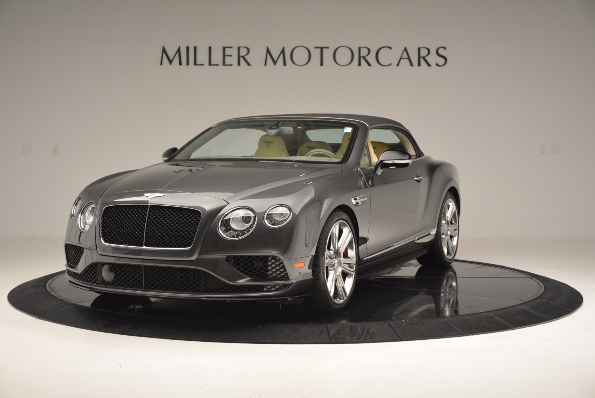 Used 2017 Bentley Continental GT V8 S For Sale In Westport, CT 740_p12