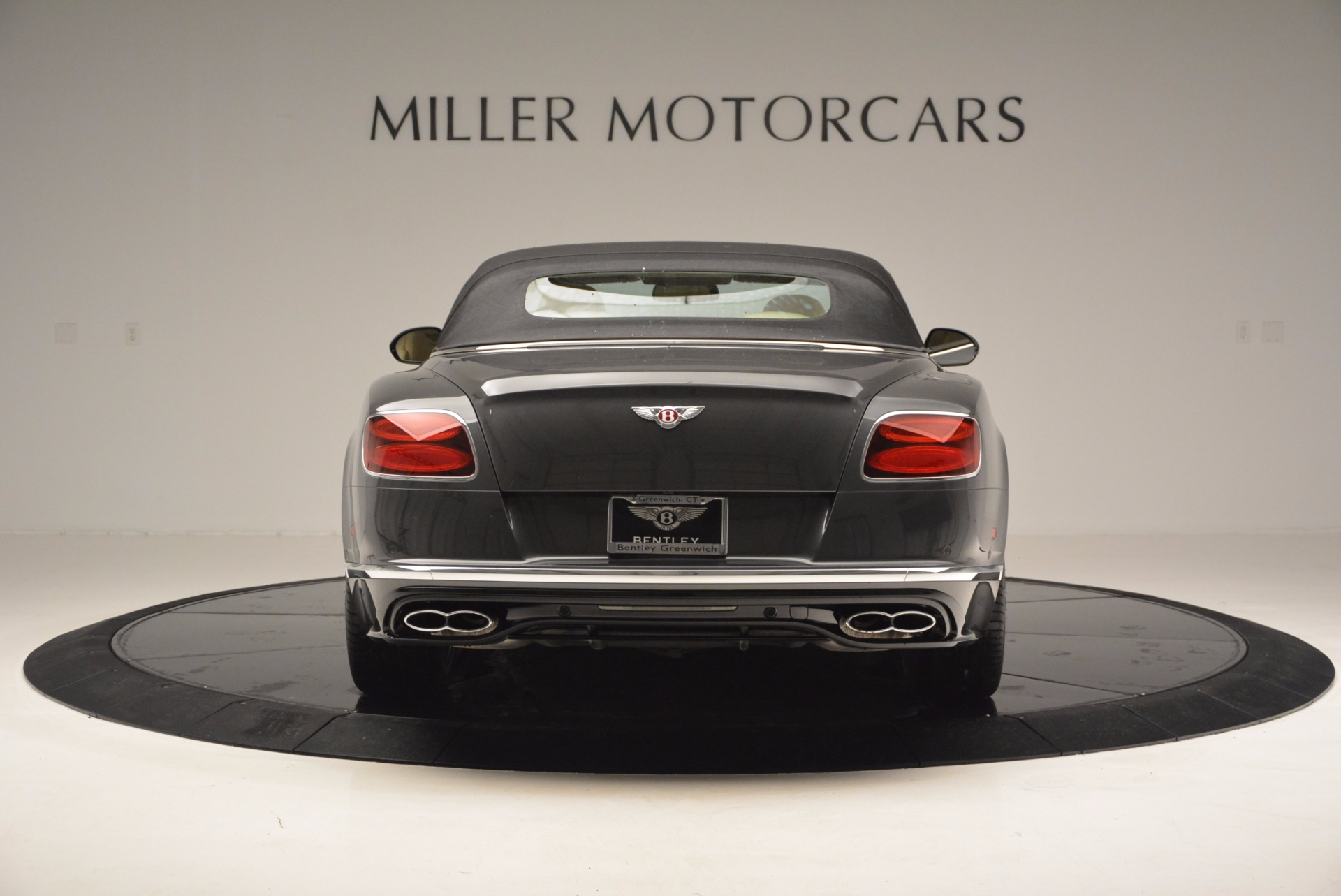 Used 2017 Bentley Continental GT V8 S For Sale In Westport, CT 740_p16