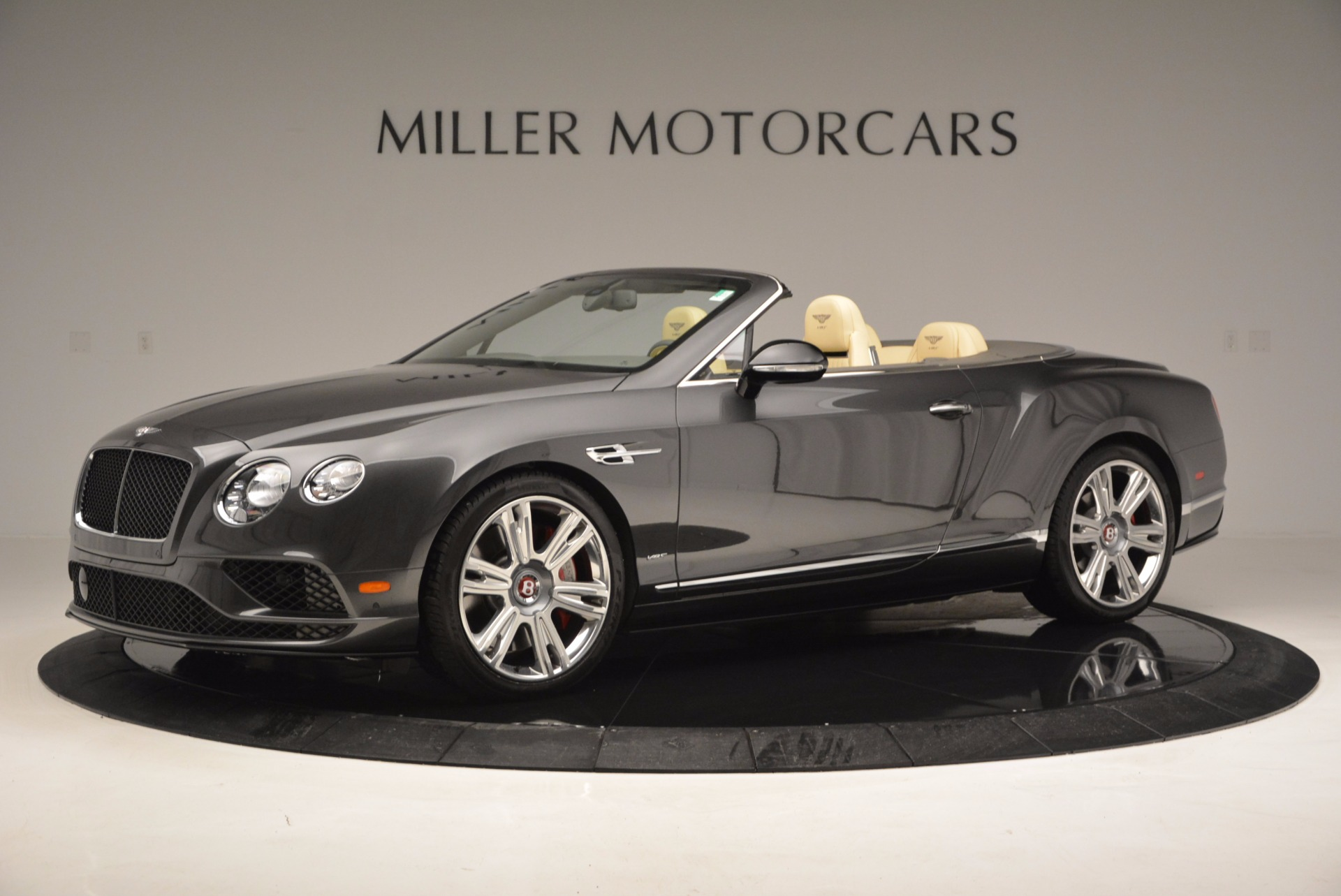 Used 2017 Bentley Continental GT V8 S For Sale In Westport, CT 740_p2