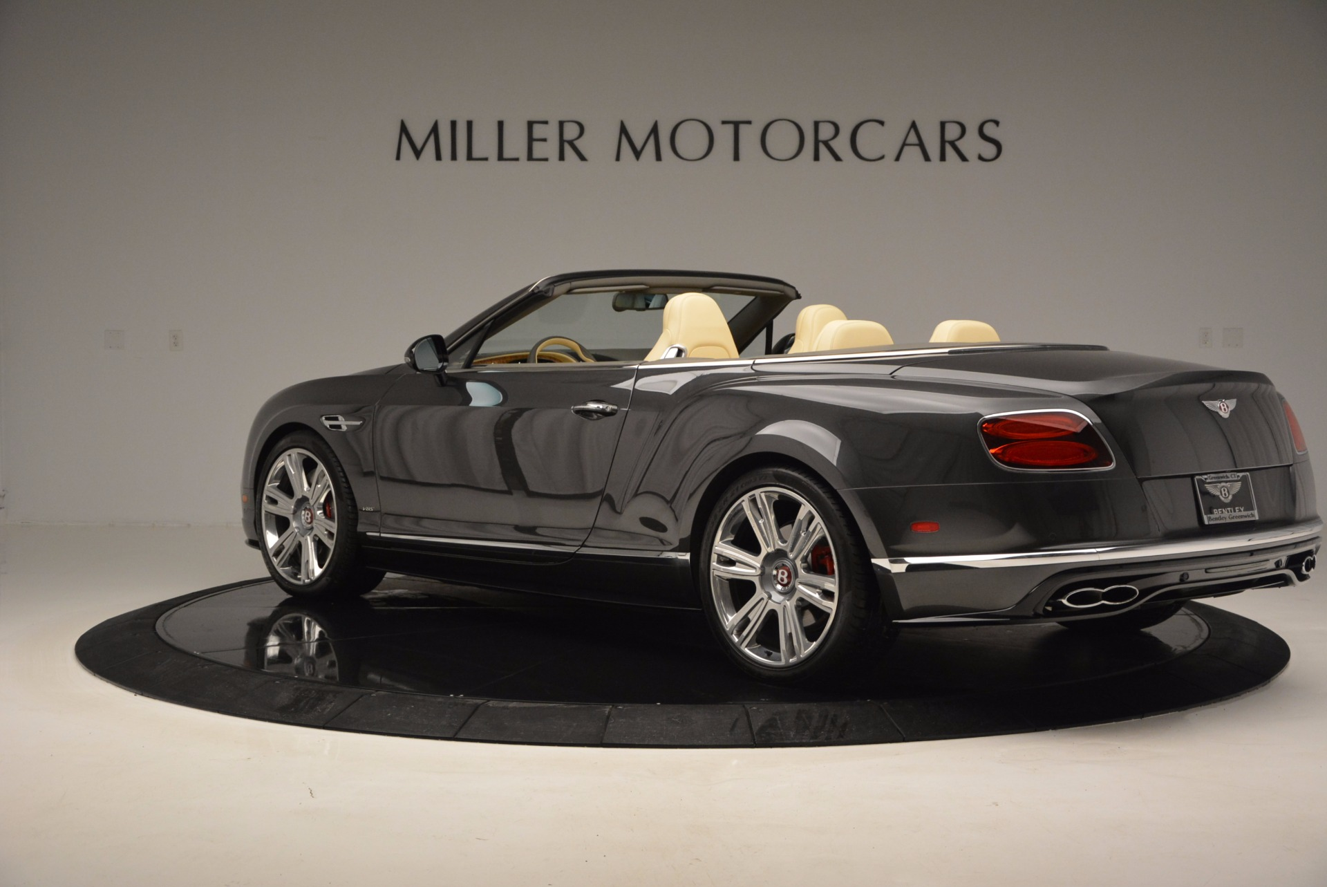 Used 2017 Bentley Continental GT V8 S For Sale In Westport, CT 740_p4