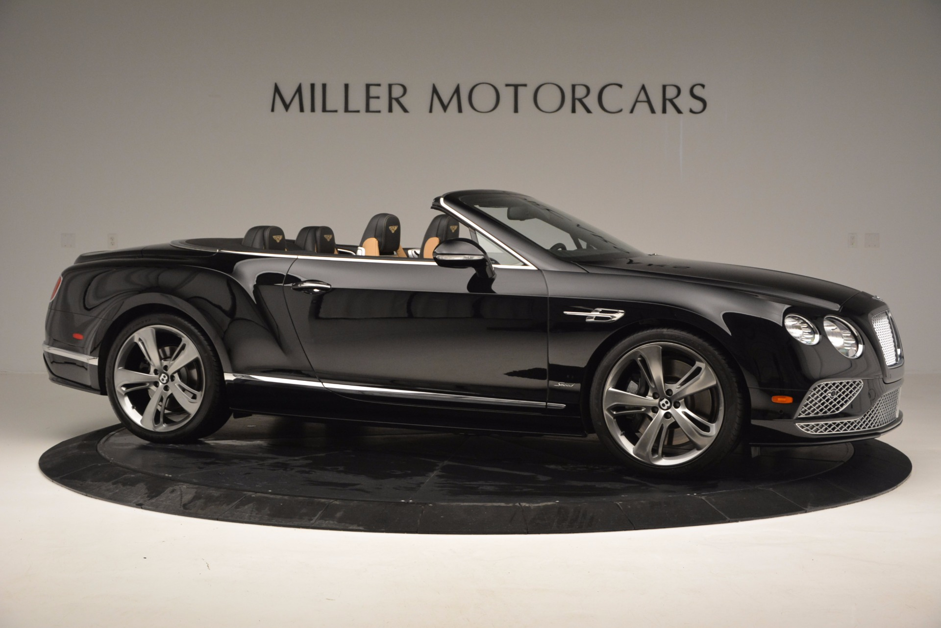 Used 2016 Bentley Continental GT Speed Convertible  For Sale In Westport, CT 741_p10