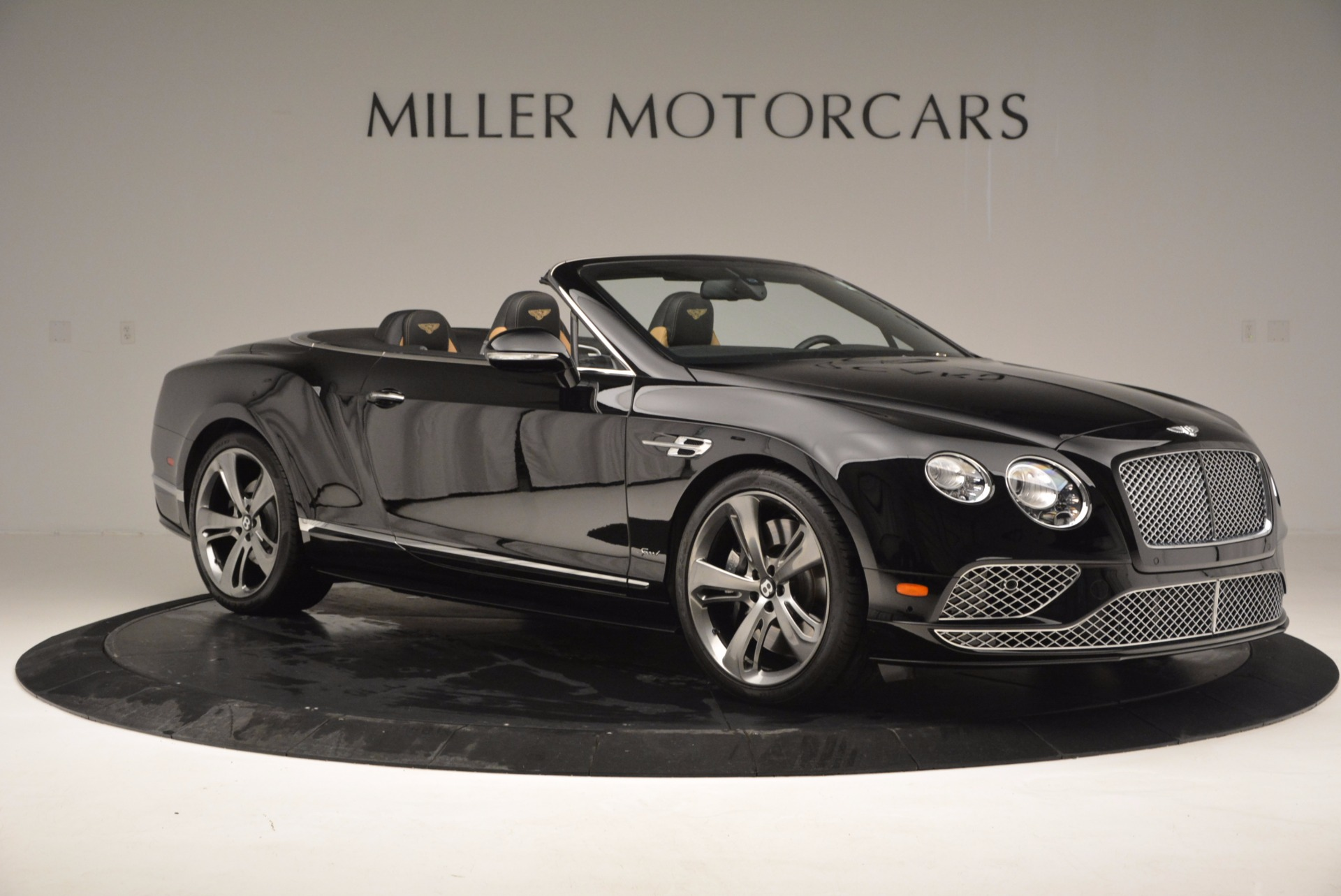 Used 2016 Bentley Continental GT Speed Convertible  For Sale In Westport, CT 741_p11