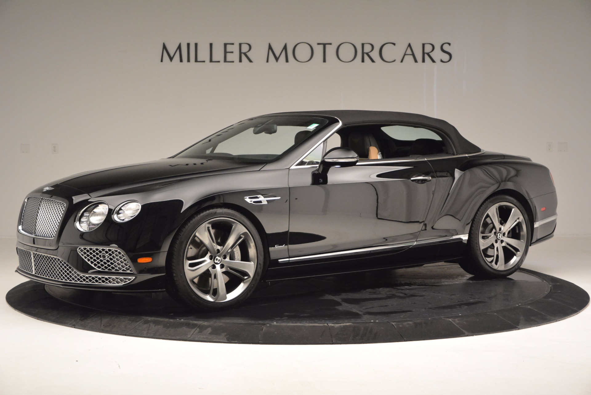 Used 2016 Bentley Continental GT Speed Convertible  For Sale In Westport, CT 741_p15