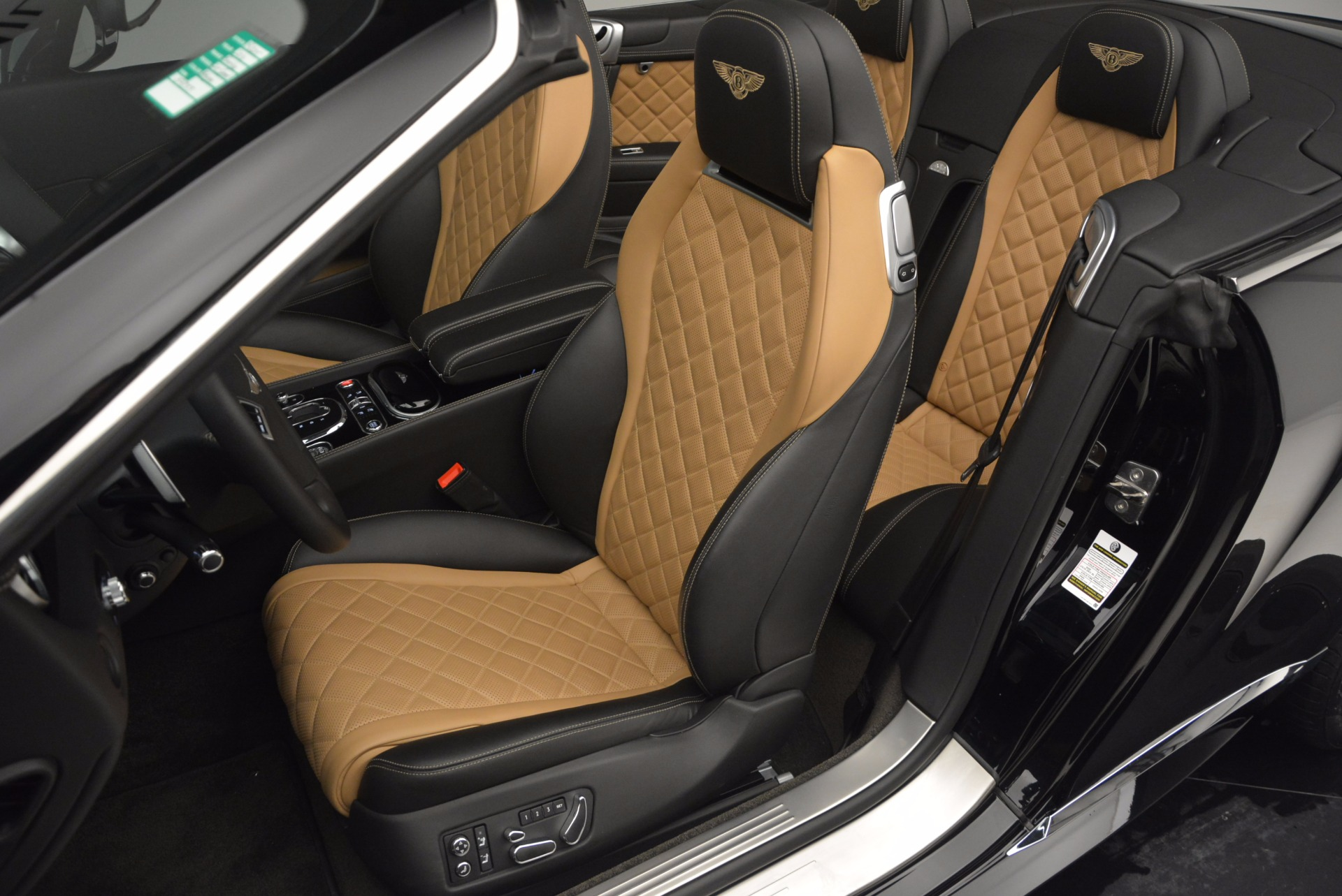 Used 2016 Bentley Continental GT Speed Convertible  For Sale In Westport, CT 741_p29