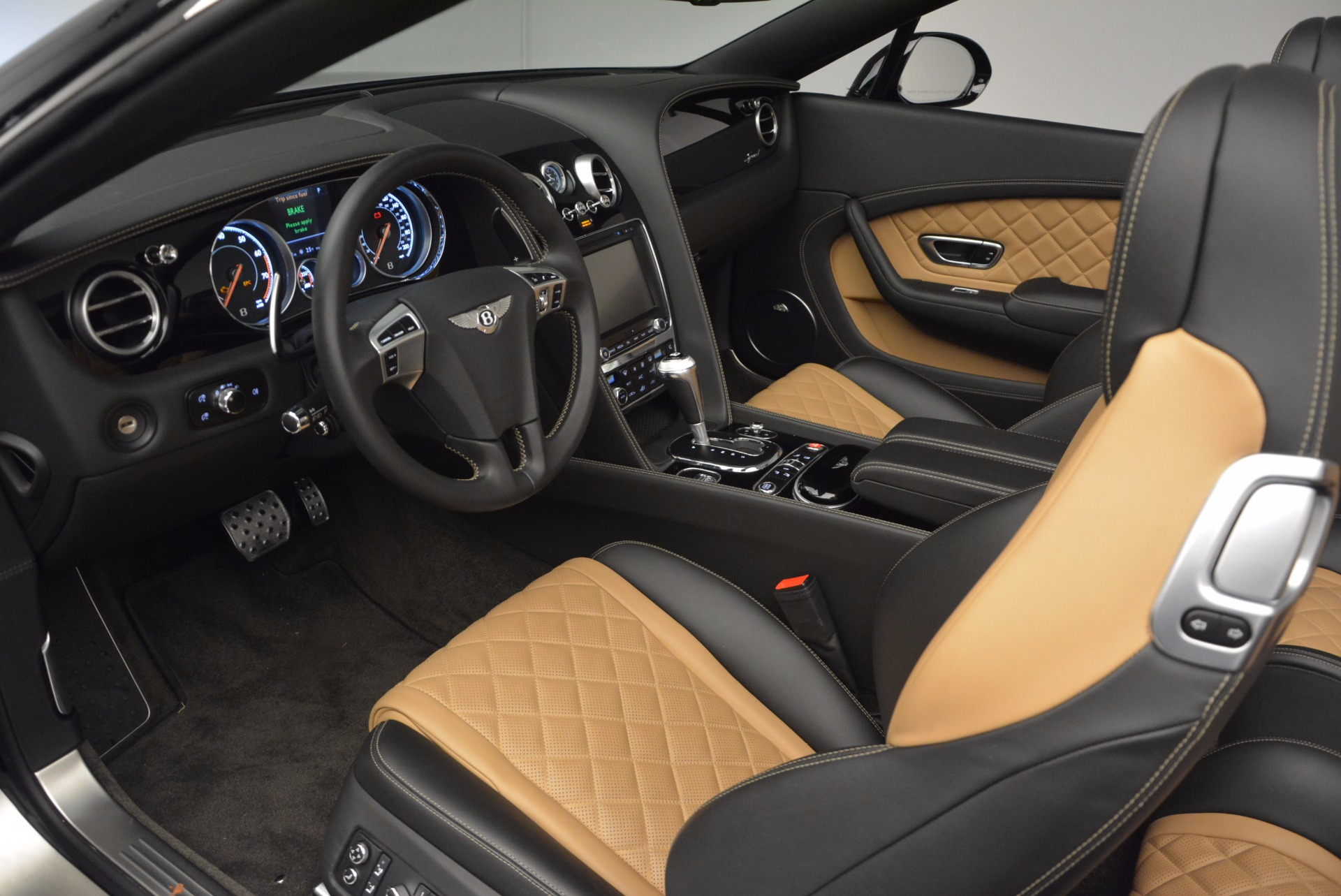 Used 2016 Bentley Continental GT Speed Convertible  For Sale In Westport, CT 741_p31
