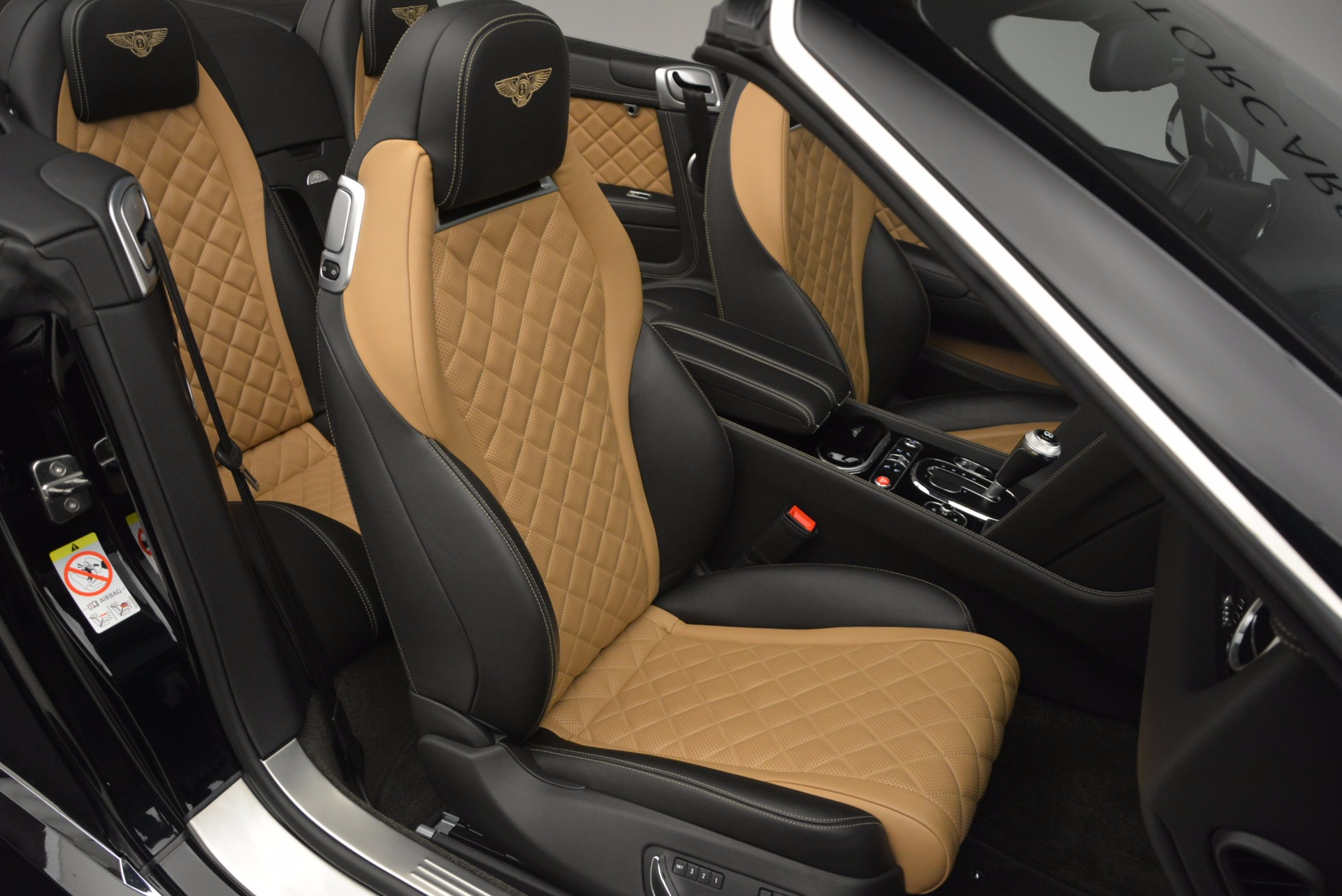 Used 2016 Bentley Continental GT Speed Convertible  For Sale In Westport, CT 741_p42