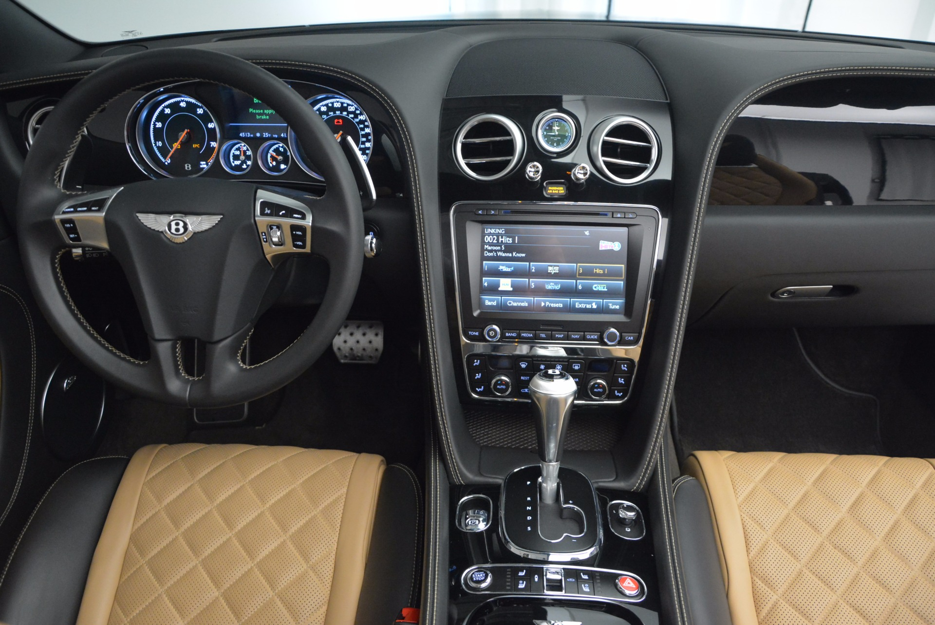 Used 2016 Bentley Continental GT Speed Convertible  For Sale In Westport, CT 741_p49