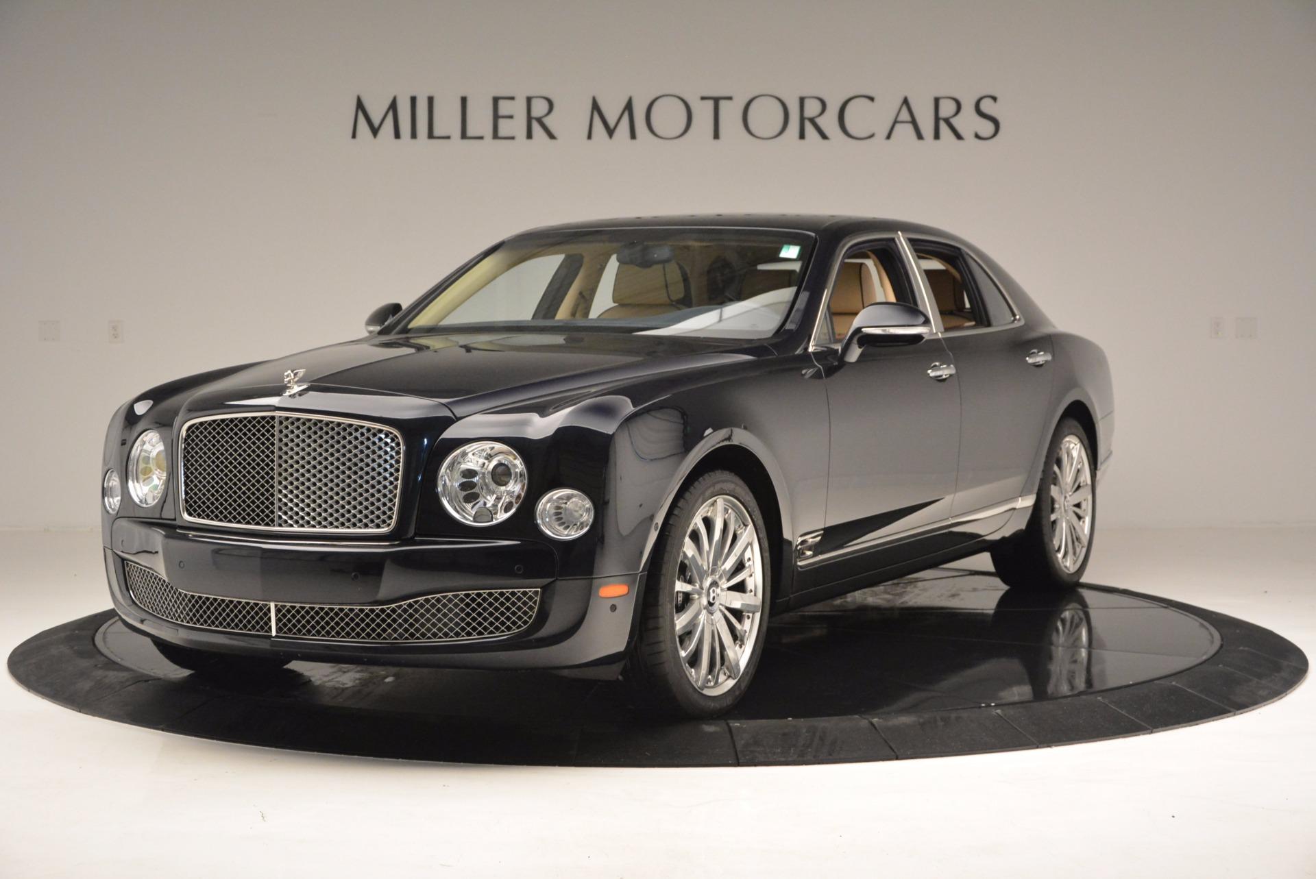 Used 2016 Bentley Mulsanne  For Sale In Westport, CT 742_main