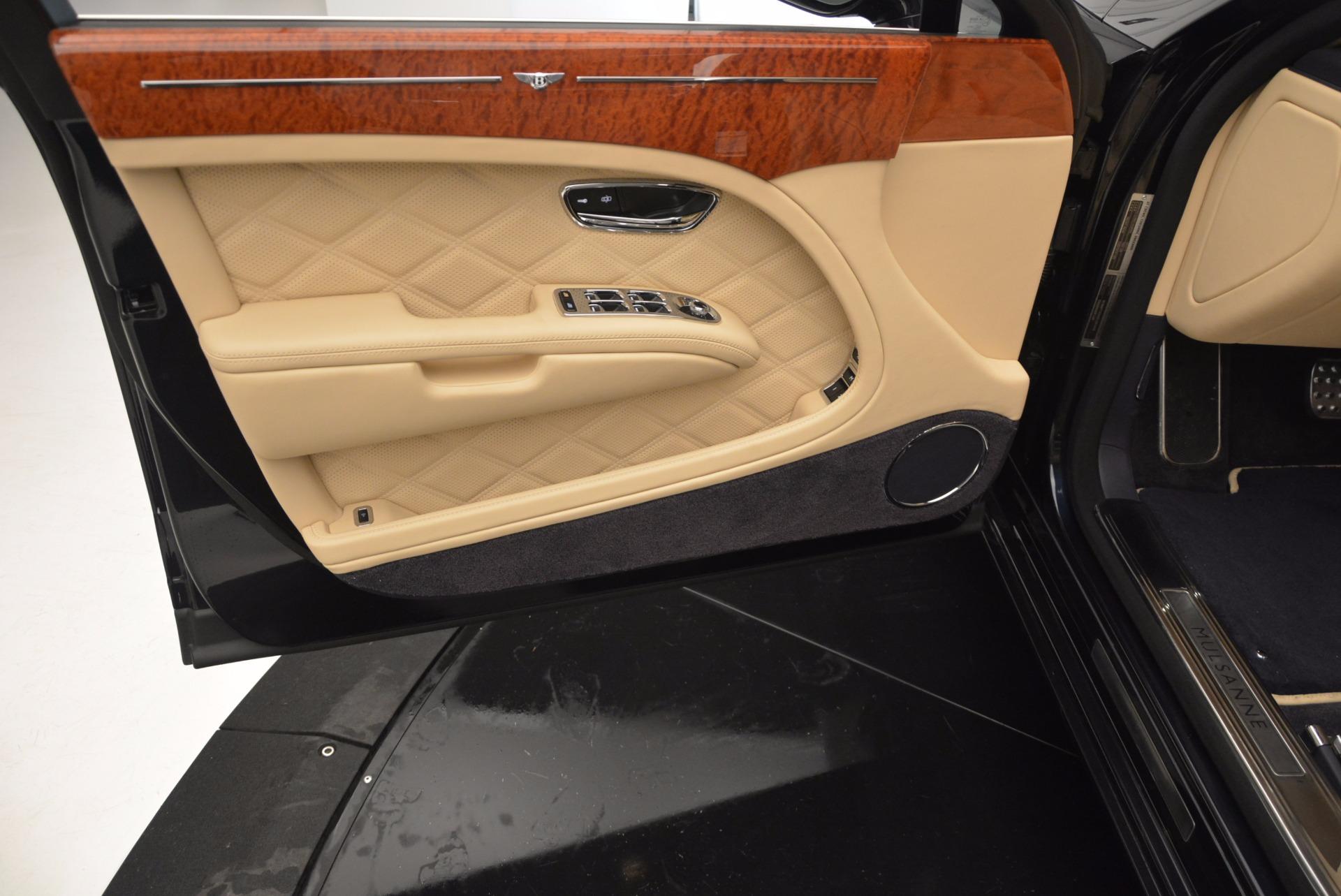 Used 2016 Bentley Mulsanne  For Sale In Westport, CT 742_p16