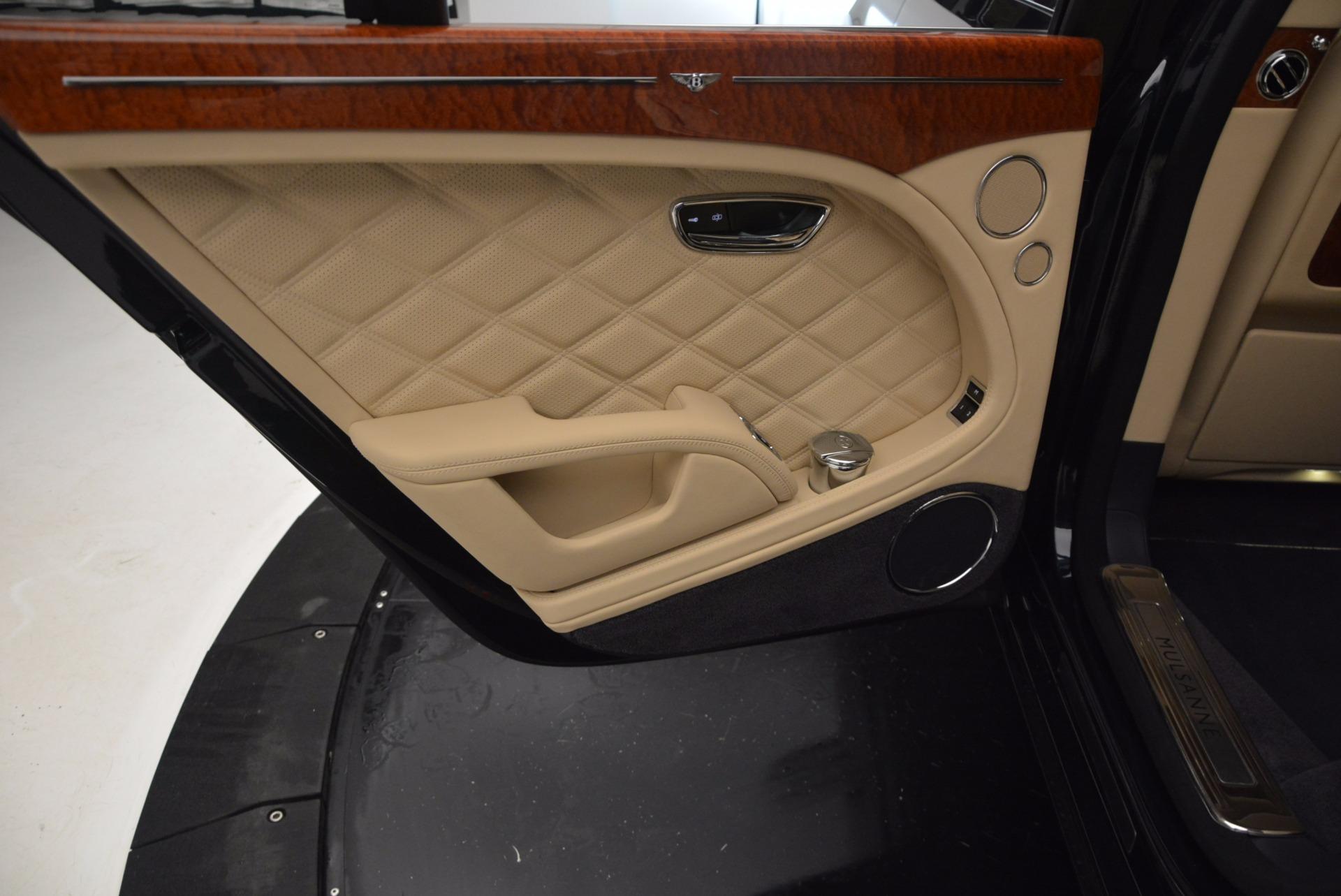 Used 2016 Bentley Mulsanne  For Sale In Westport, CT 742_p22