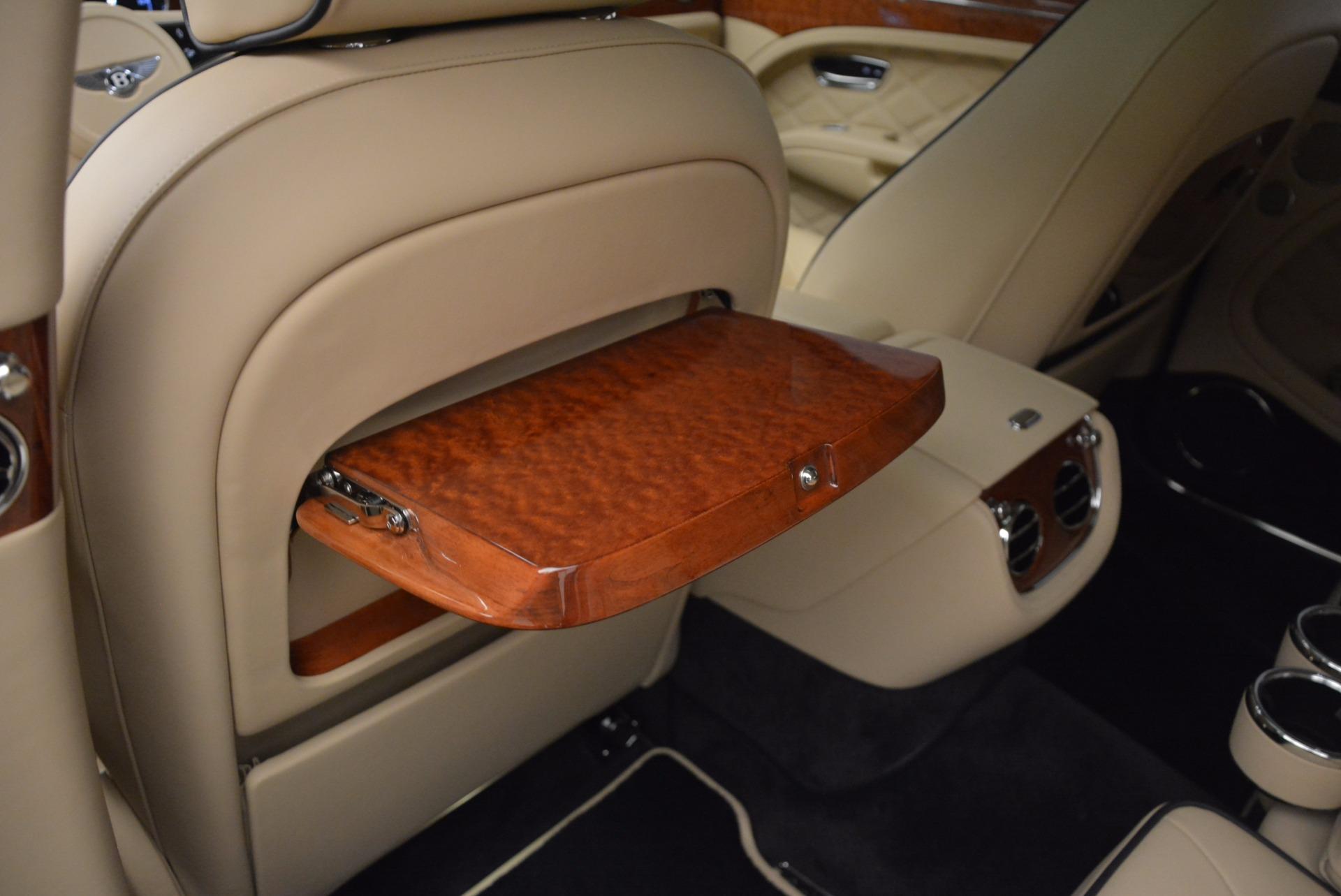 Used 2016 Bentley Mulsanne  For Sale In Westport, CT 742_p23