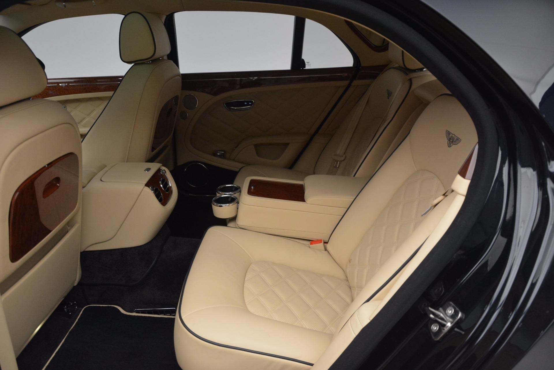Used 2016 Bentley Mulsanne  For Sale In Westport, CT 742_p25