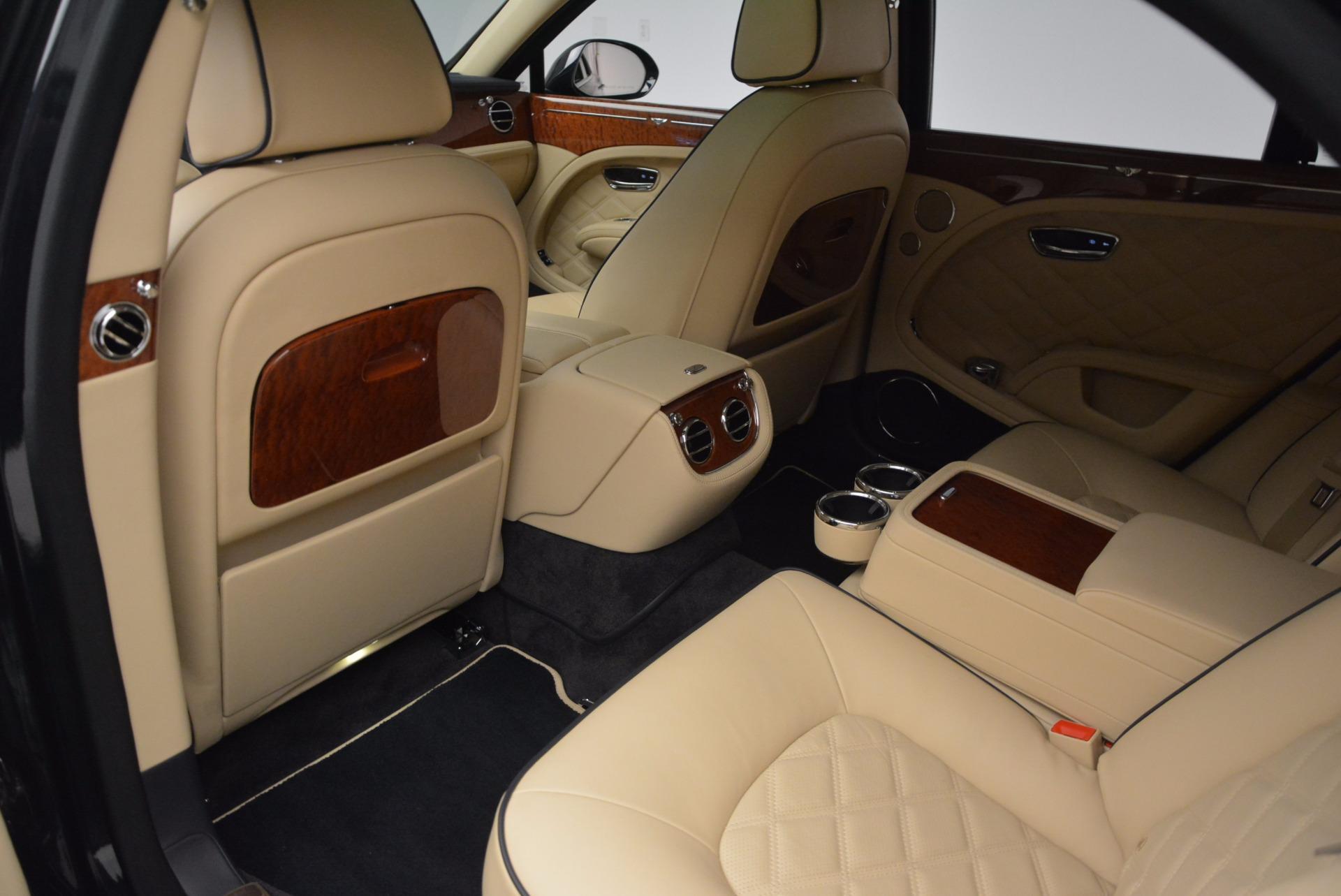 Used 2016 Bentley Mulsanne  For Sale In Westport, CT 742_p26