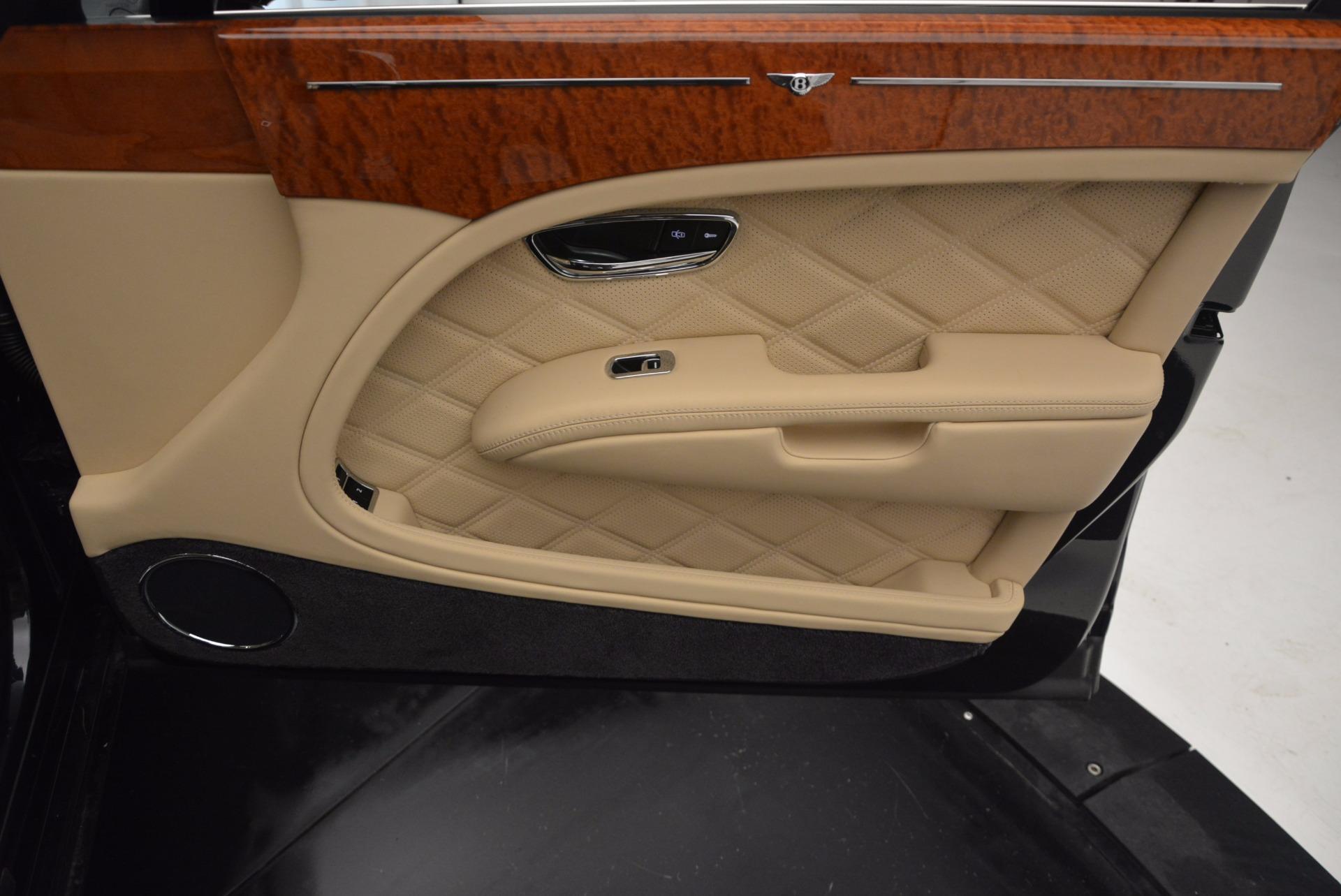 Used 2016 Bentley Mulsanne  For Sale In Westport, CT 742_p28